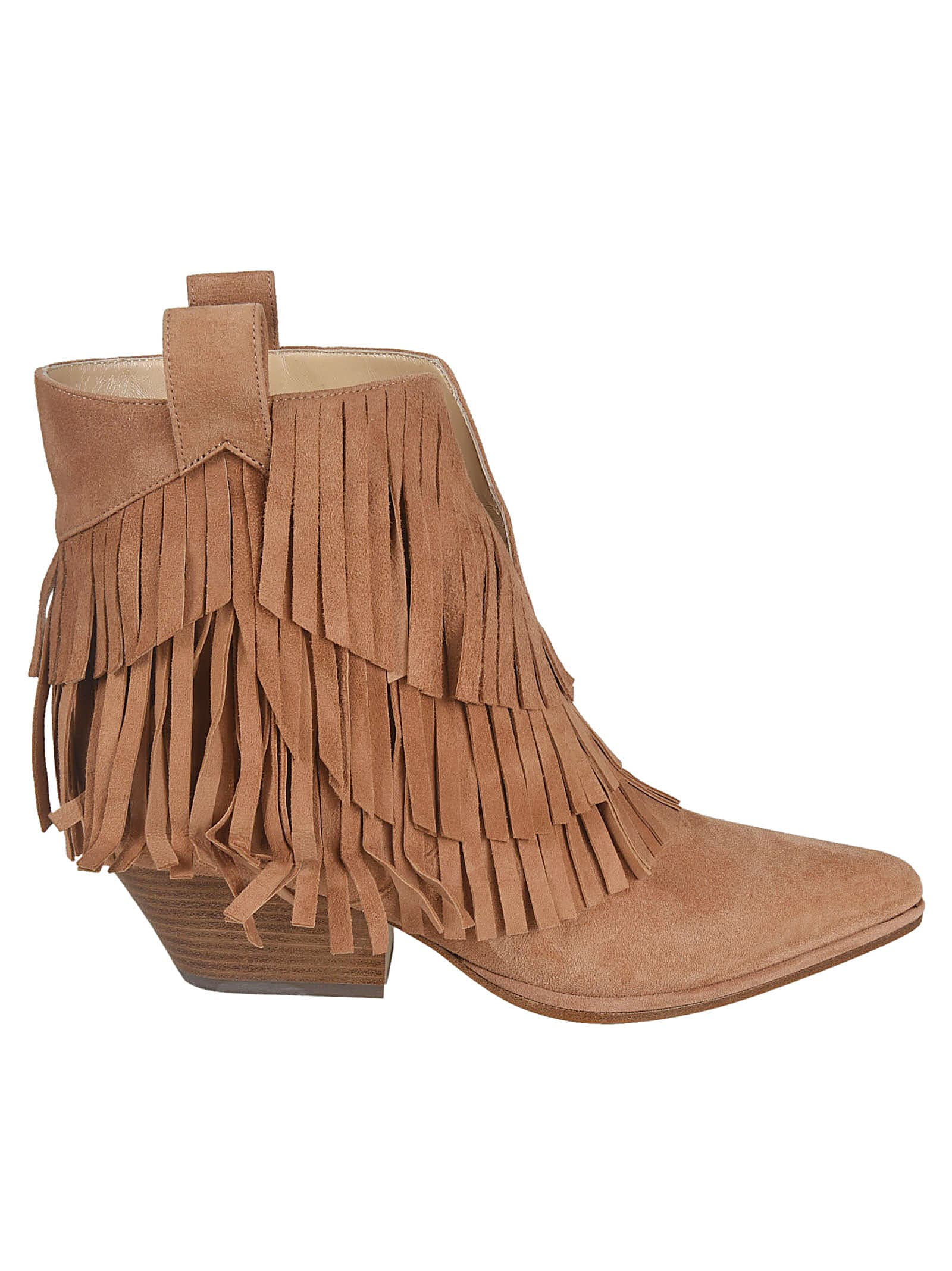 Buy Sergio Rossi Carla Boots online, shop Sergio Rossi shoes with free shipping