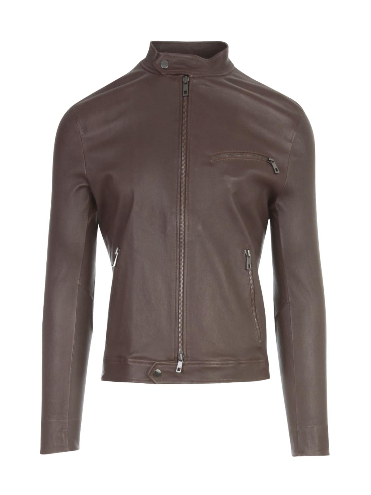 1972 Stretch Nappa Jacket