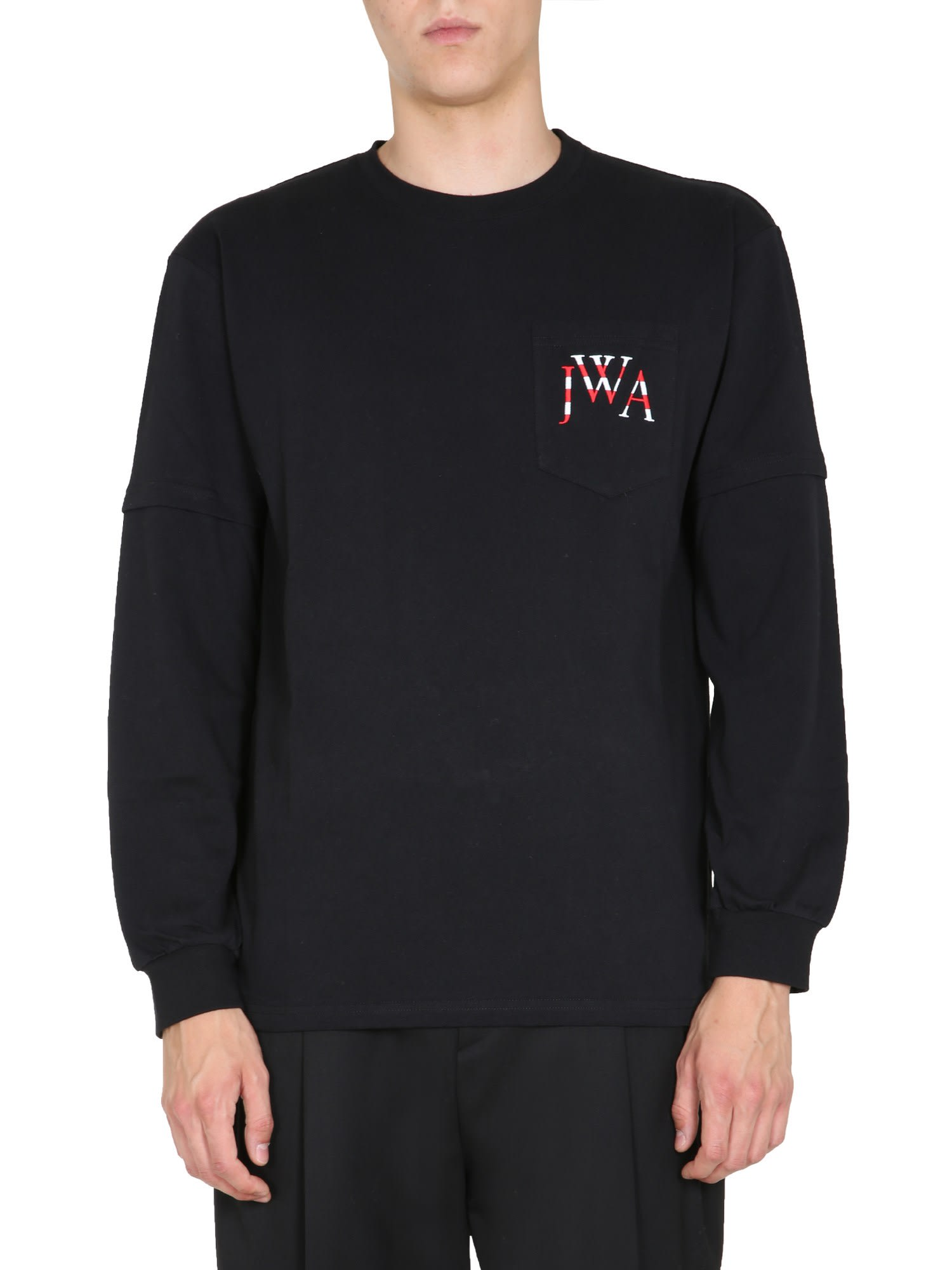 J.W. Anderson Round Neck T-shirt