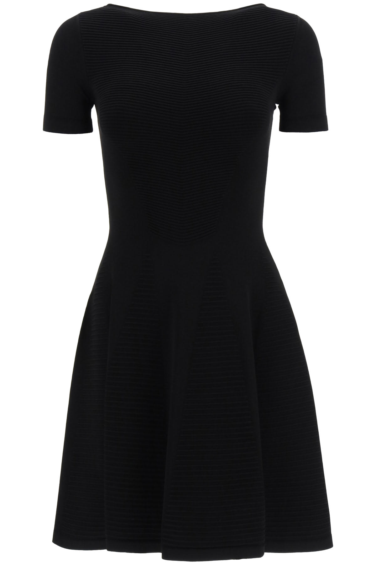 Buy Dsquared2 Knit Mini Dress With Ribbed Details online, shop Dsquared2 with free shipping
