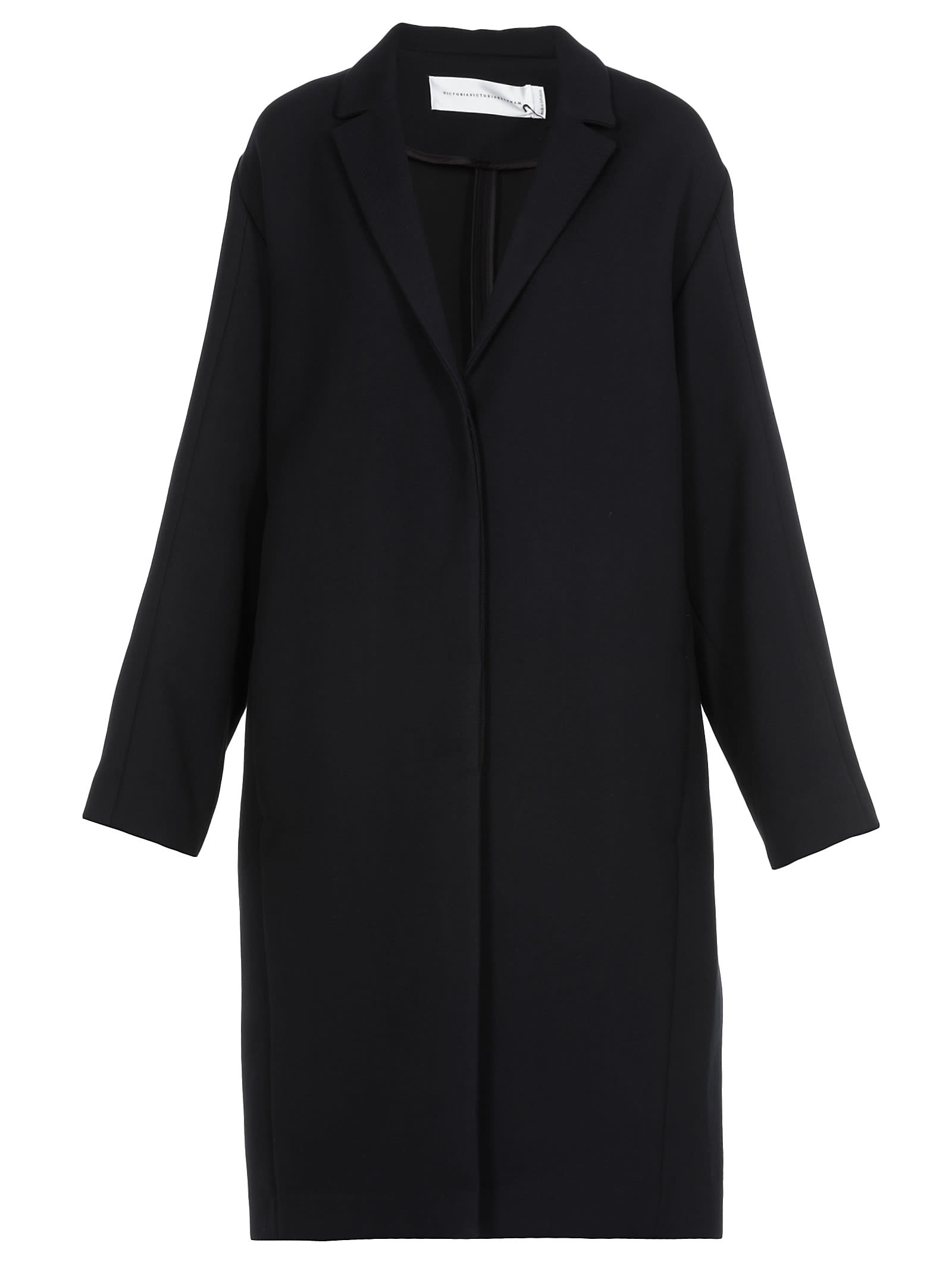 Photo of  Victoria Victoria Beckham Single-breasted Coat- shop Victoria Victoria Beckham jackets online sales
