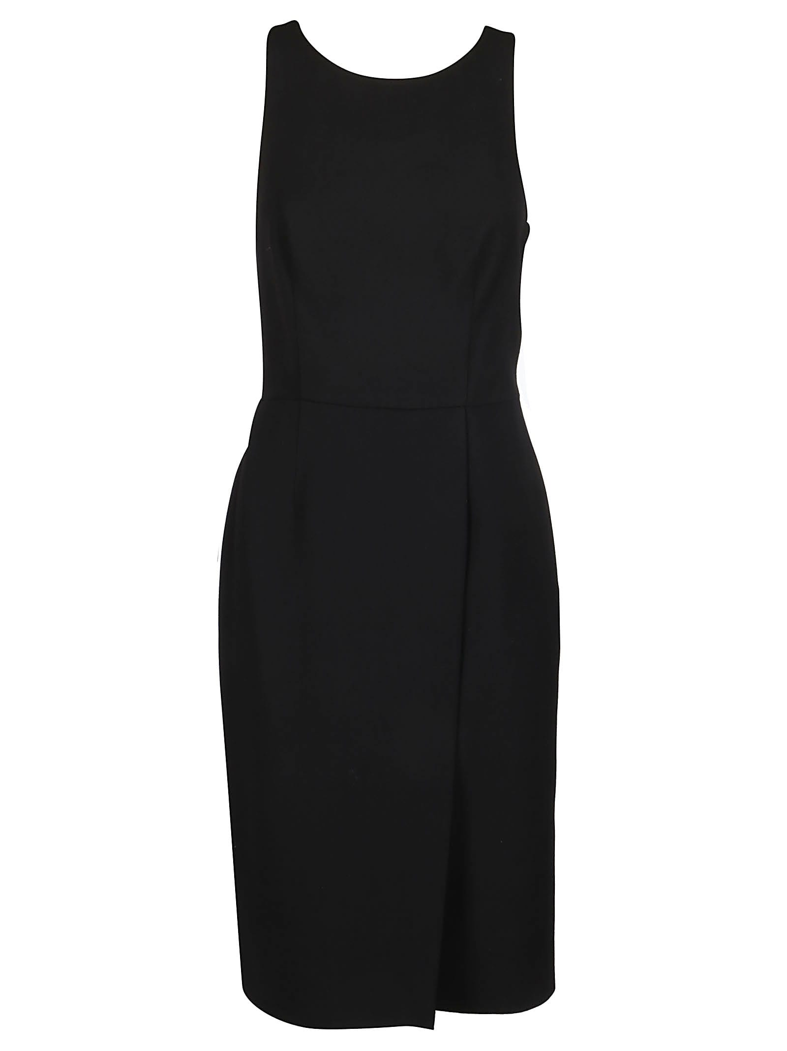 Buy Givenchy Black Wool Dress online, shop Givenchy with free shipping