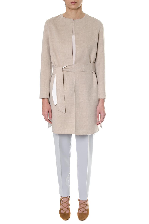 Max Mara Camel Colour Reversible Wool Jacket