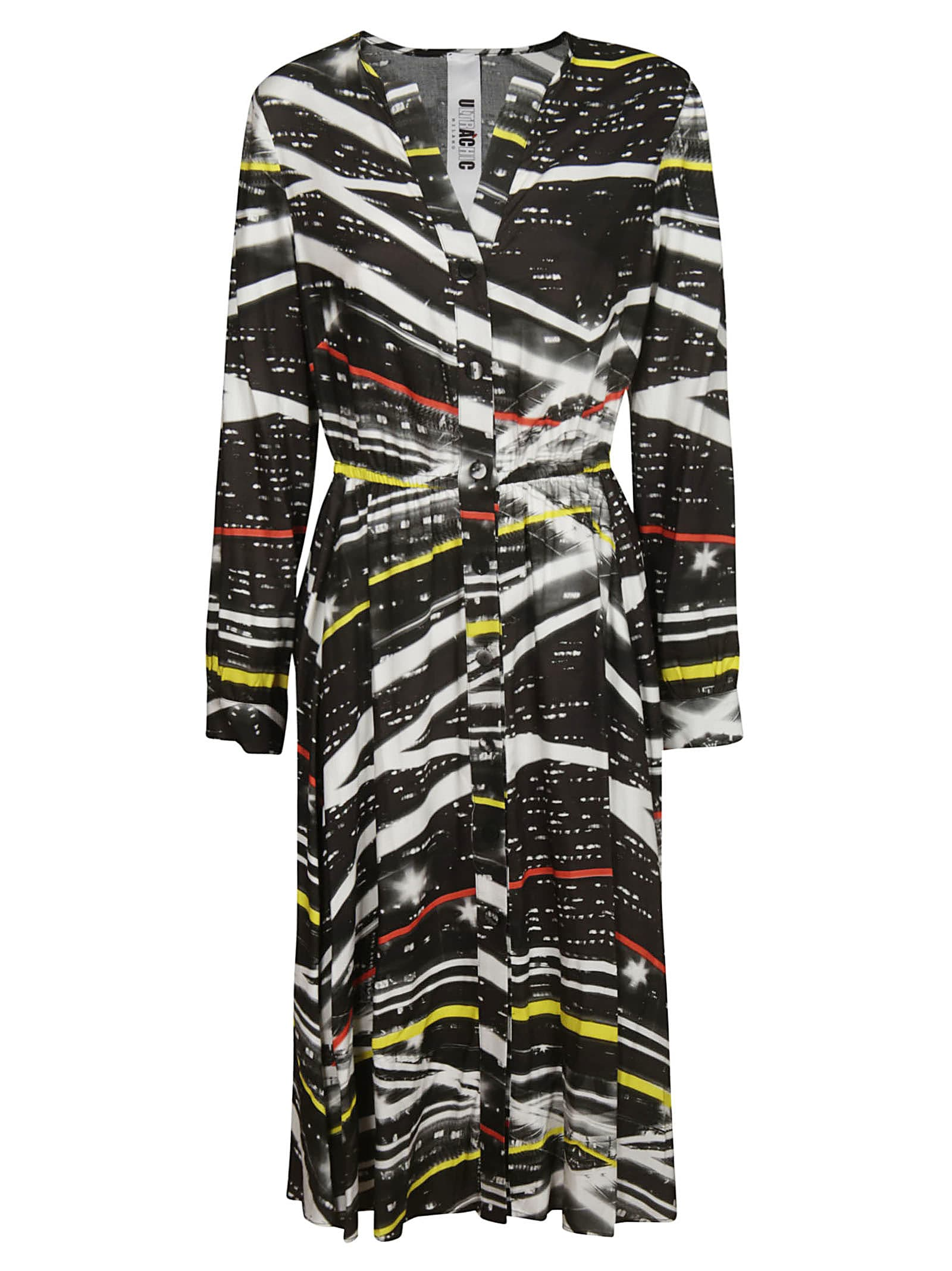 Buy Ultrachic Printed Dress online, shop Ultrachic with free shipping