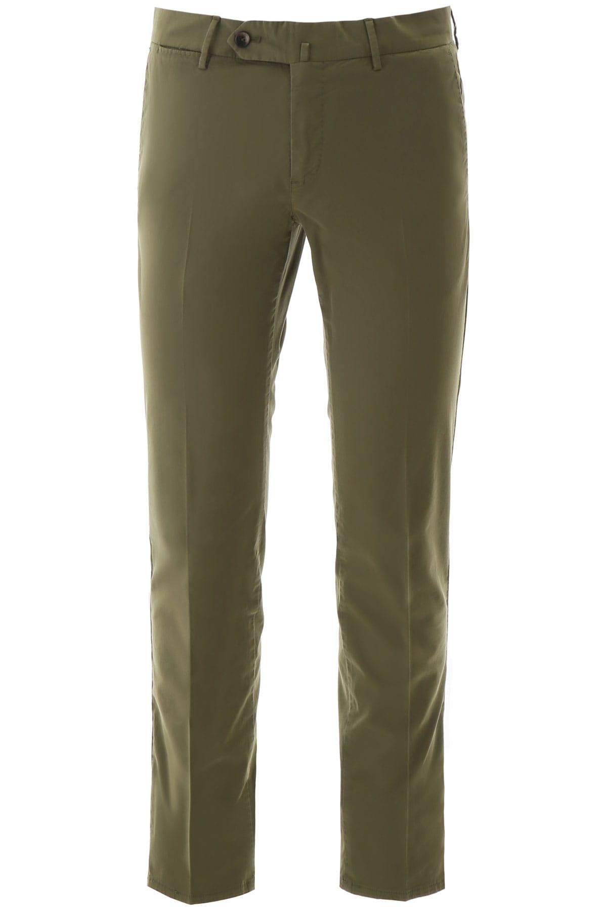 PT01 Superslim Fit Cotton Pants