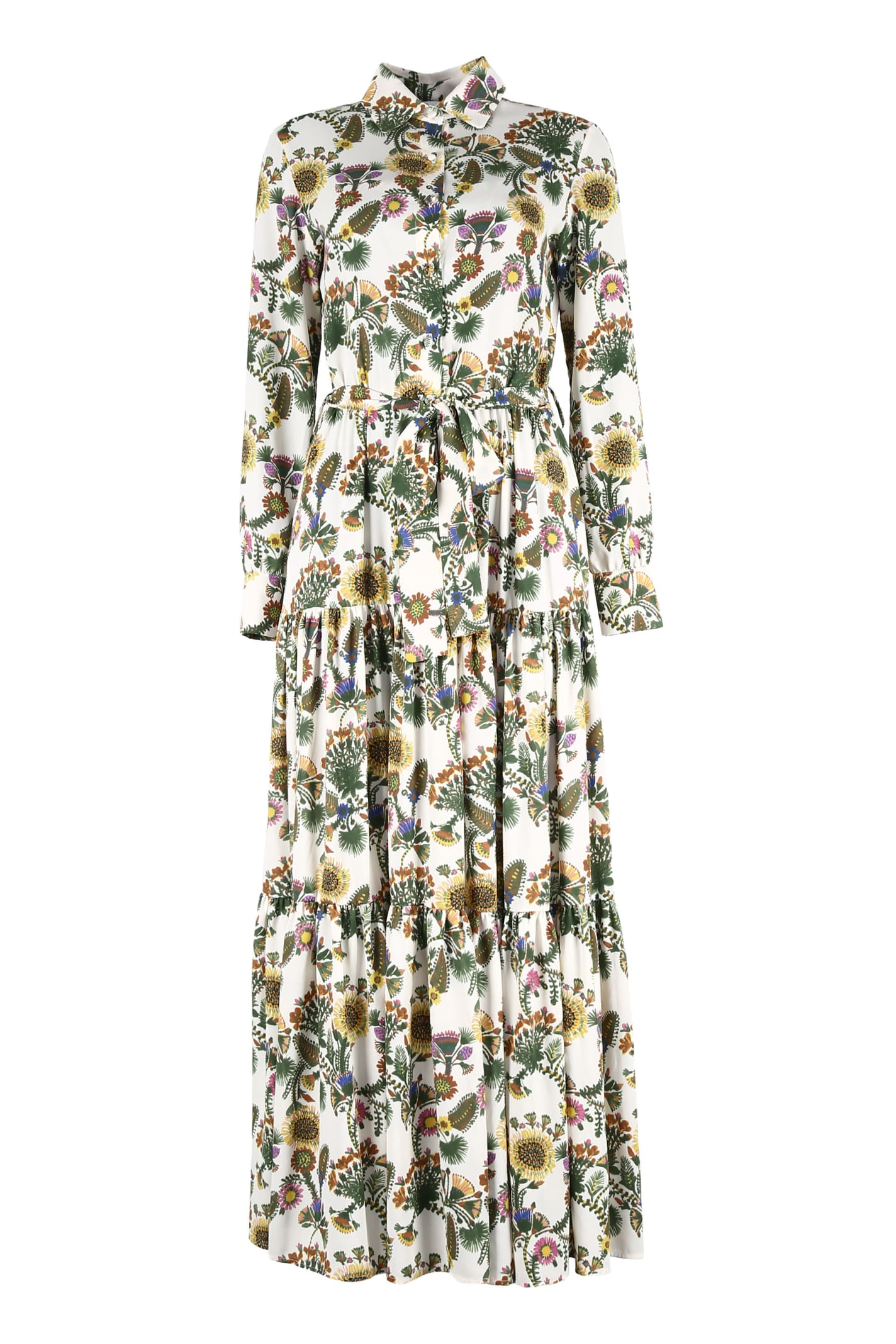 Buy La DoubleJ Bellini Printed Maxi Dress online, shop La DoubleJ with free shipping