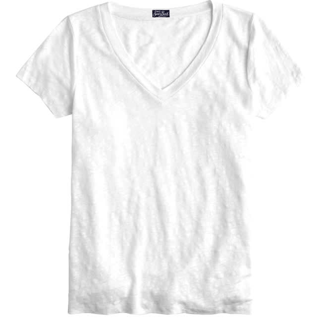White T-shirts For Women