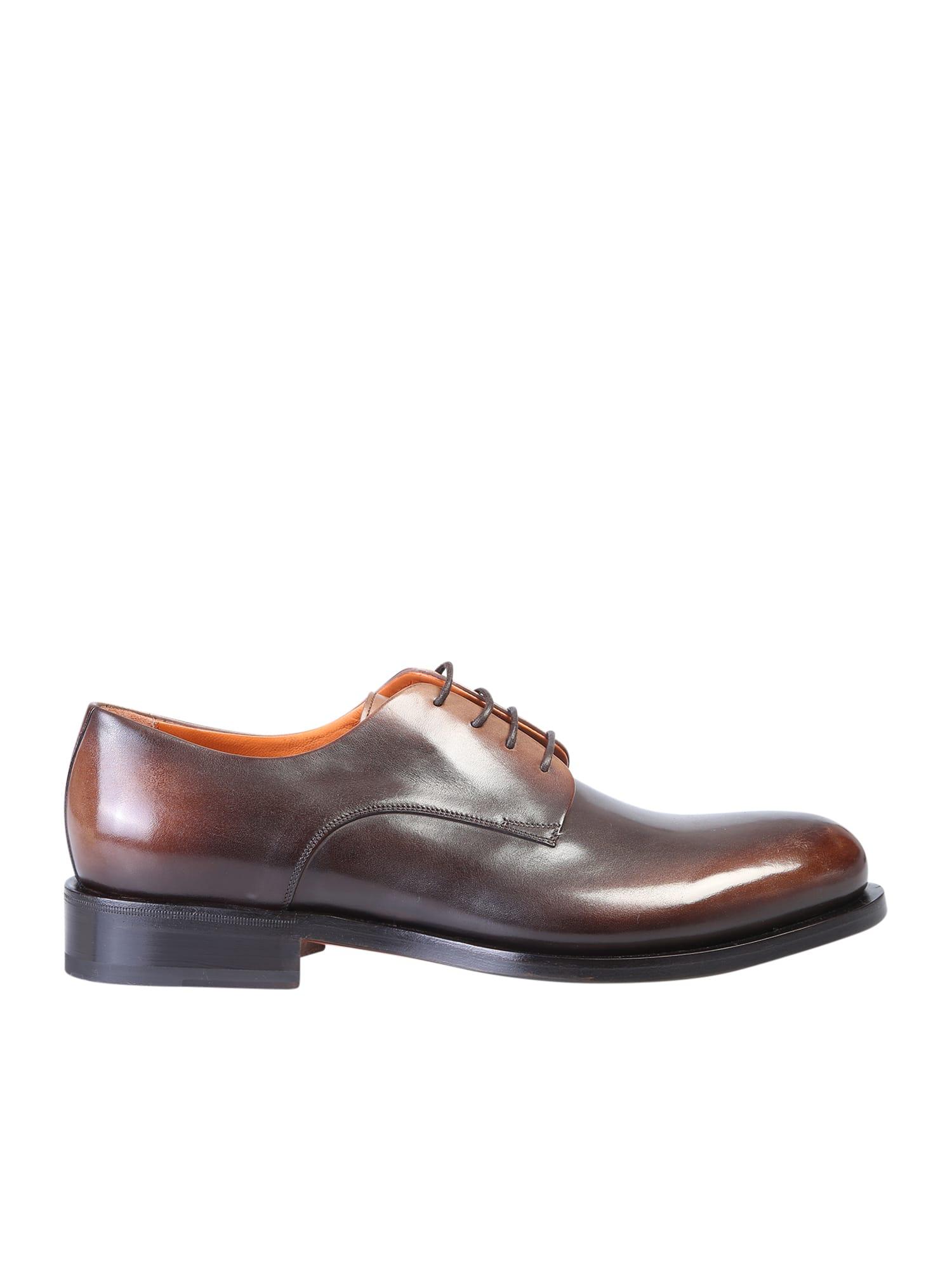 Santoni Shoes DERBY SHOES