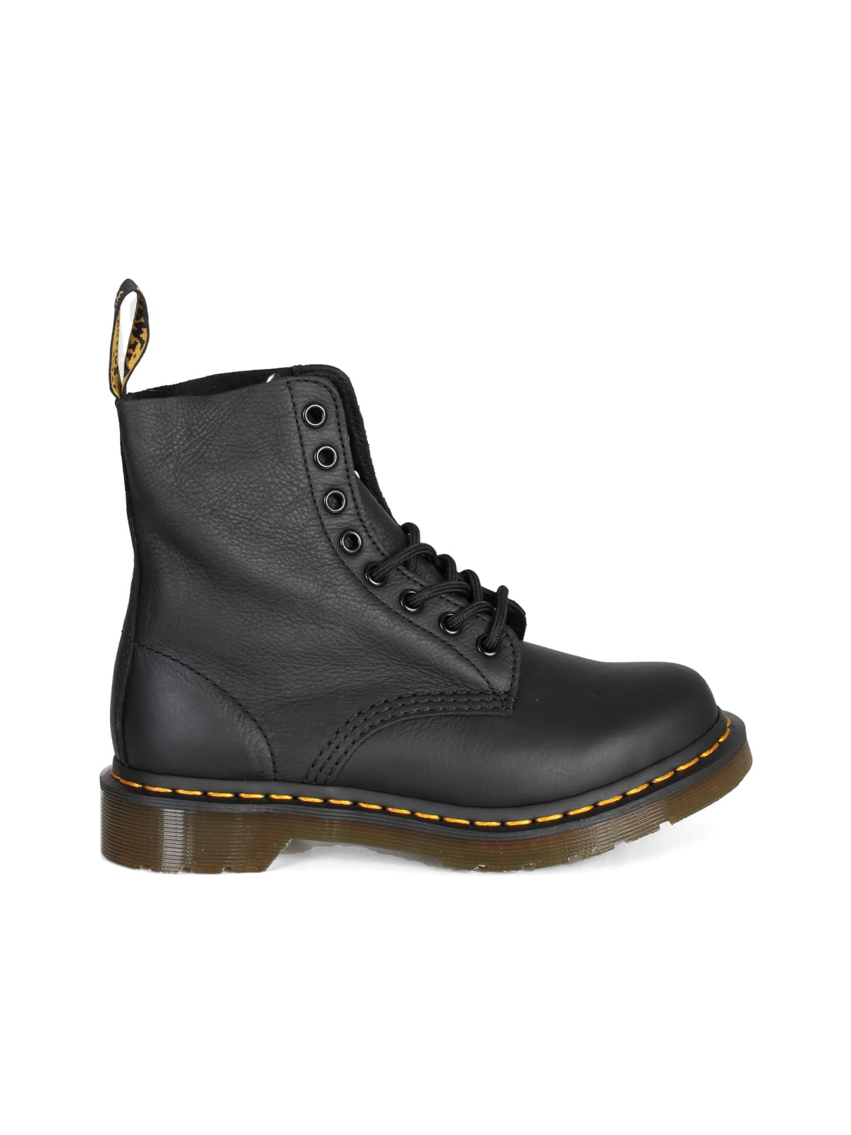 Buy Dr. Martens Pascal Virginia Black online, shop Dr. Martens shoes with free shipping