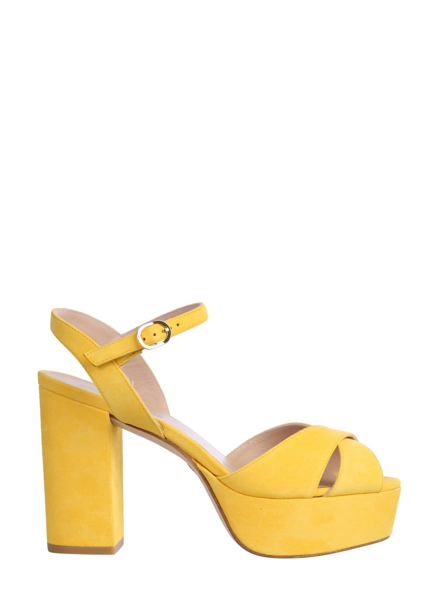 Buy Stuart Weitzman Ivona Sandal online, shop Stuart Weitzman shoes with free shipping