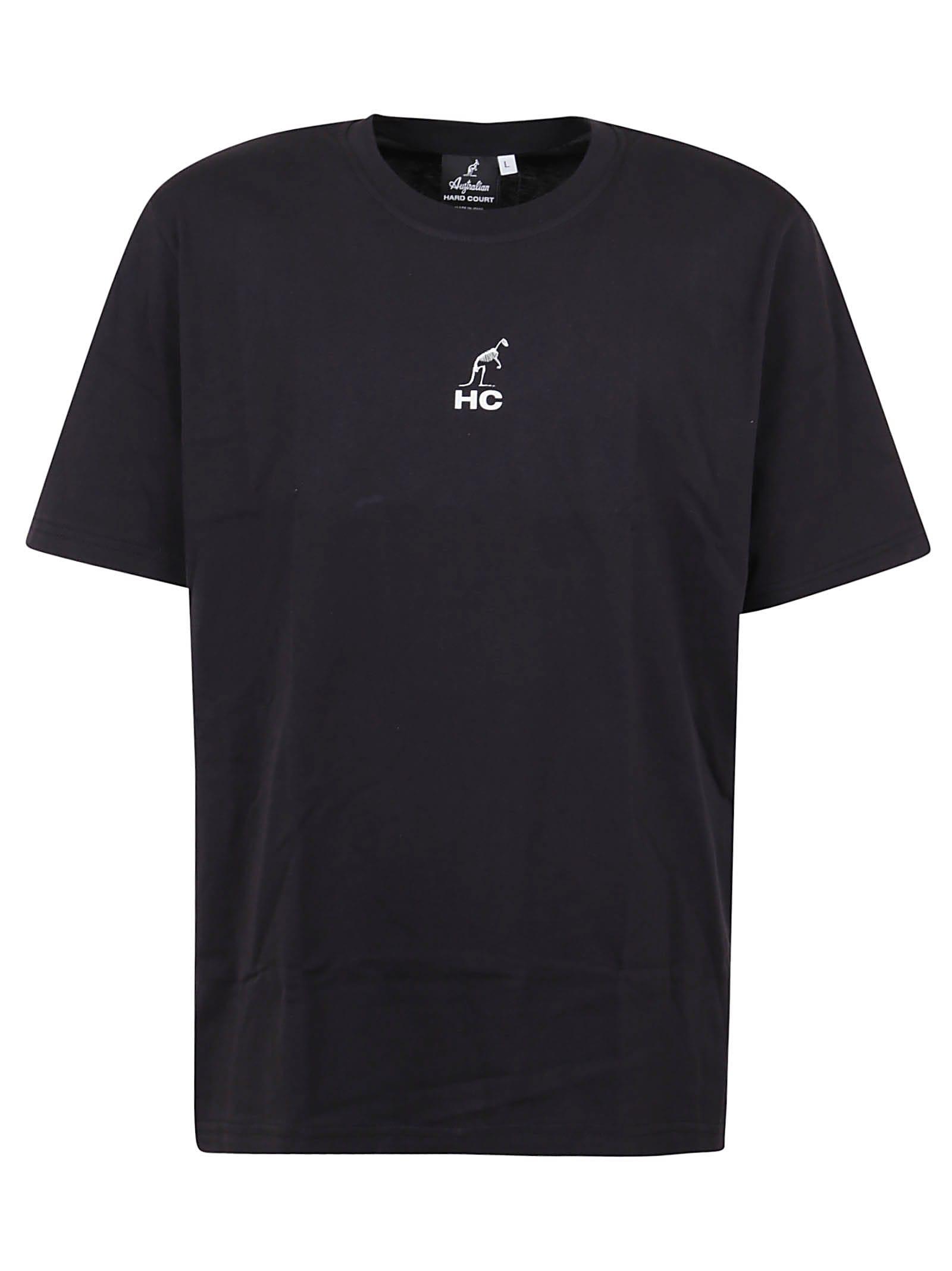 Jersey T-shirt With Bones Luminol Print
