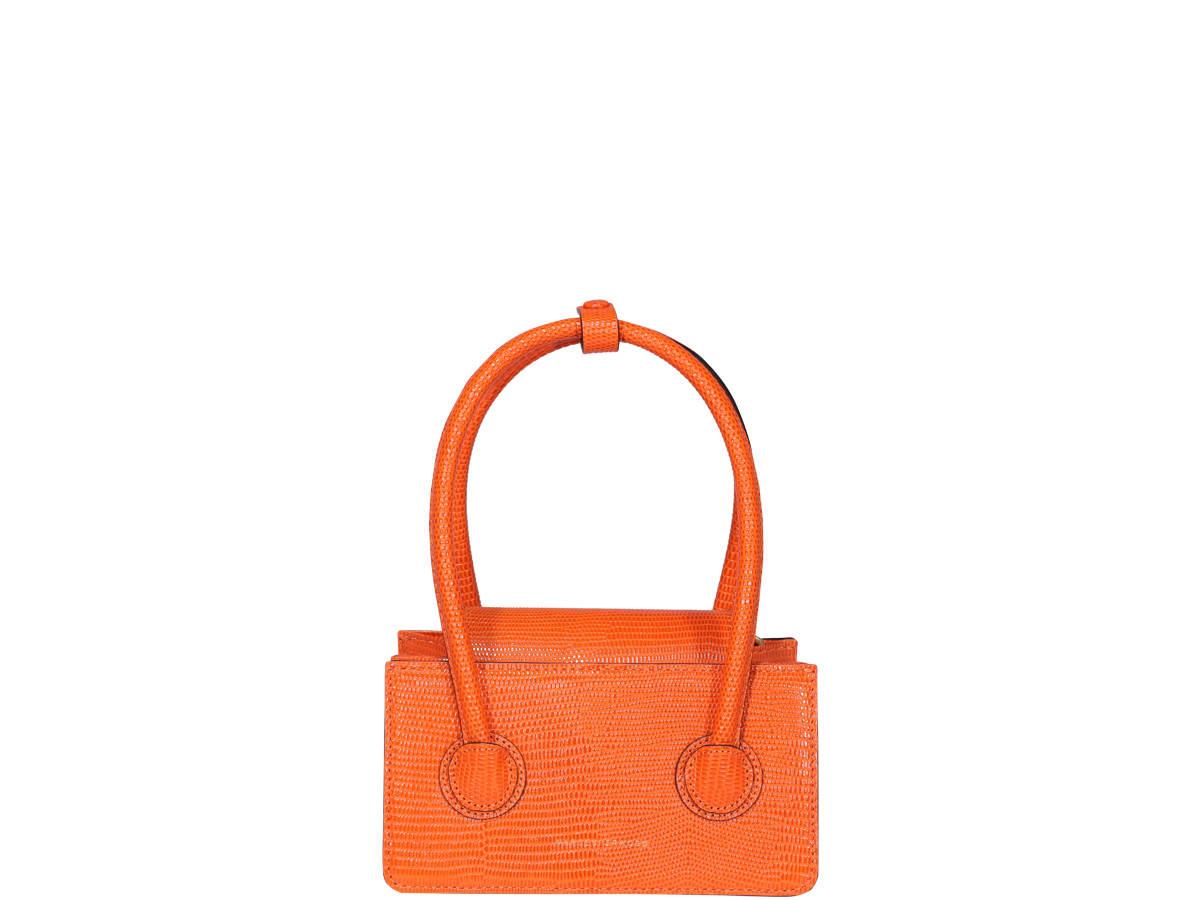 Marge Sherwood Grandma Mini Bag In Orange