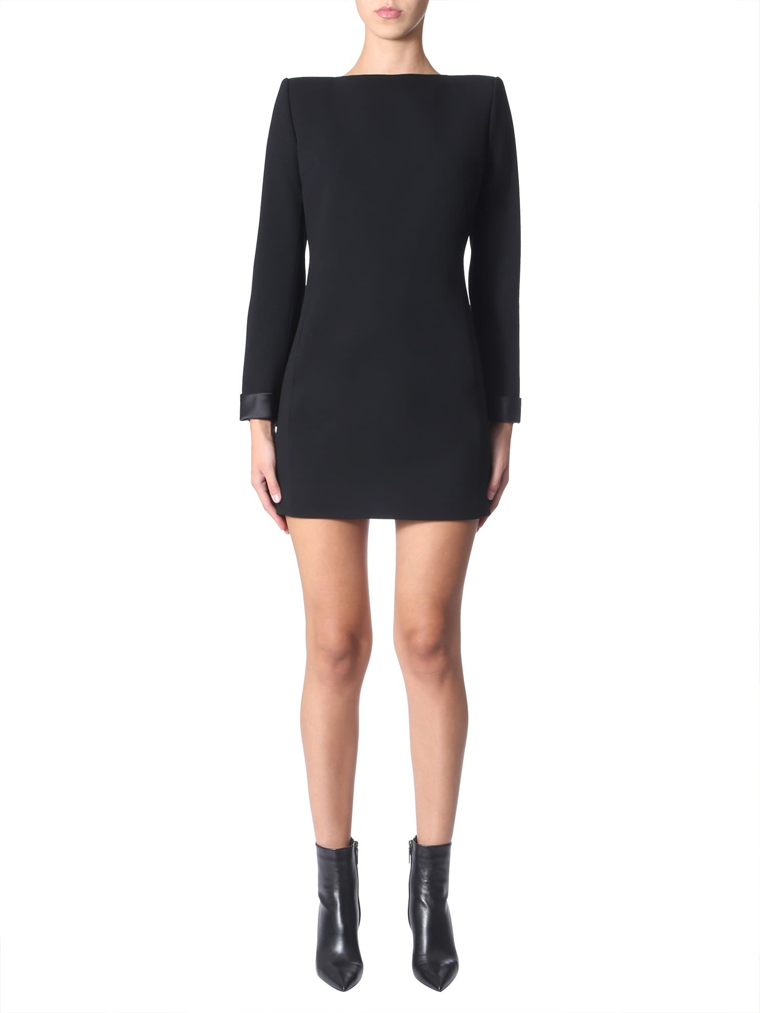 Saint Laurent Wool Dress