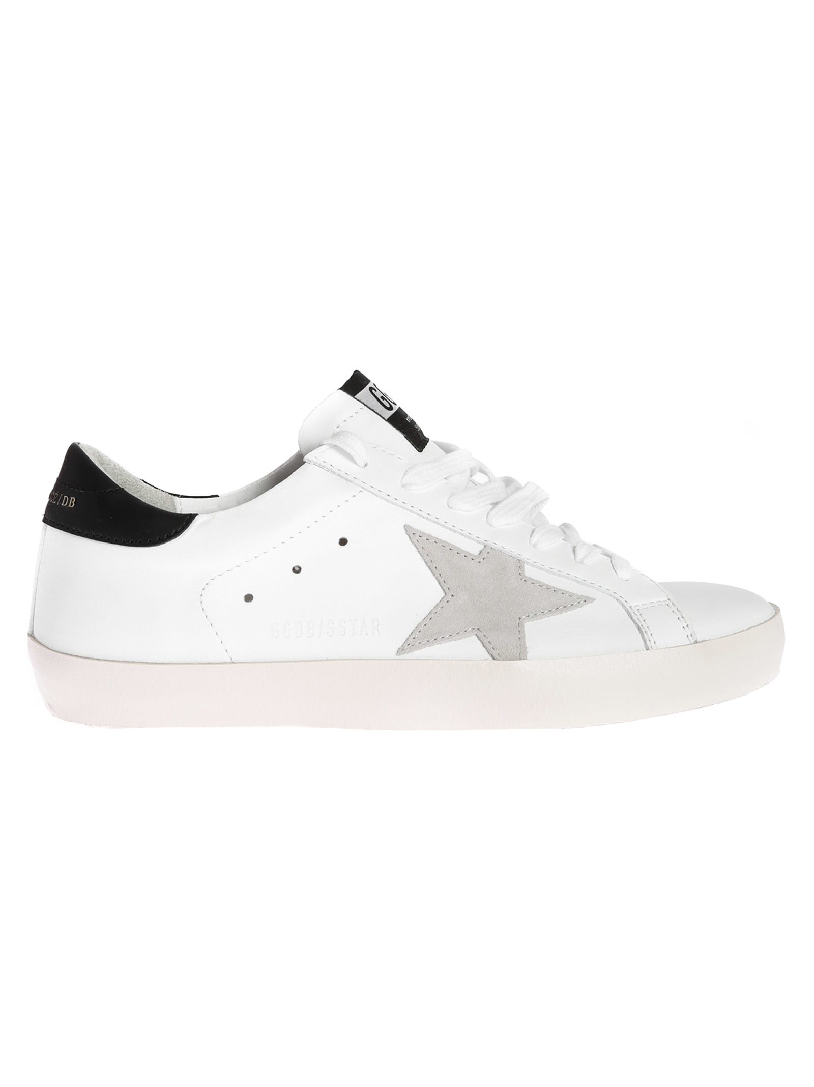 more photos a81e7 2aa22 Best price on the market at italist   Golden Goose Golden Goose Superstar  Sneakers