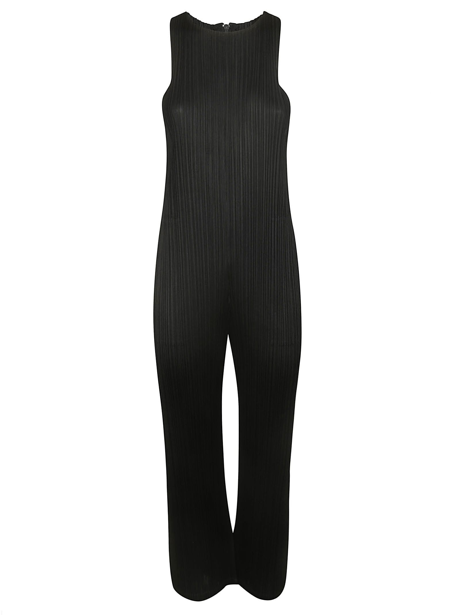 Pleats Please Issey Miyake Pleated Overall