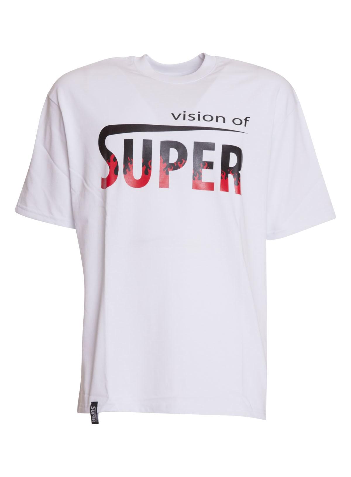 Vision Of Super Logo T-shirt