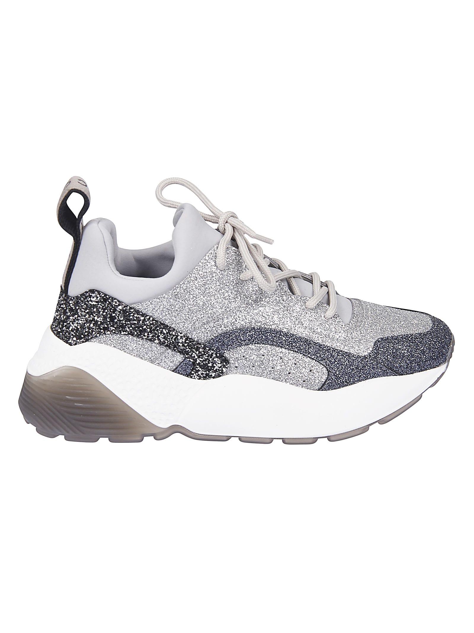 Stella McCartney Glitter Sneakers