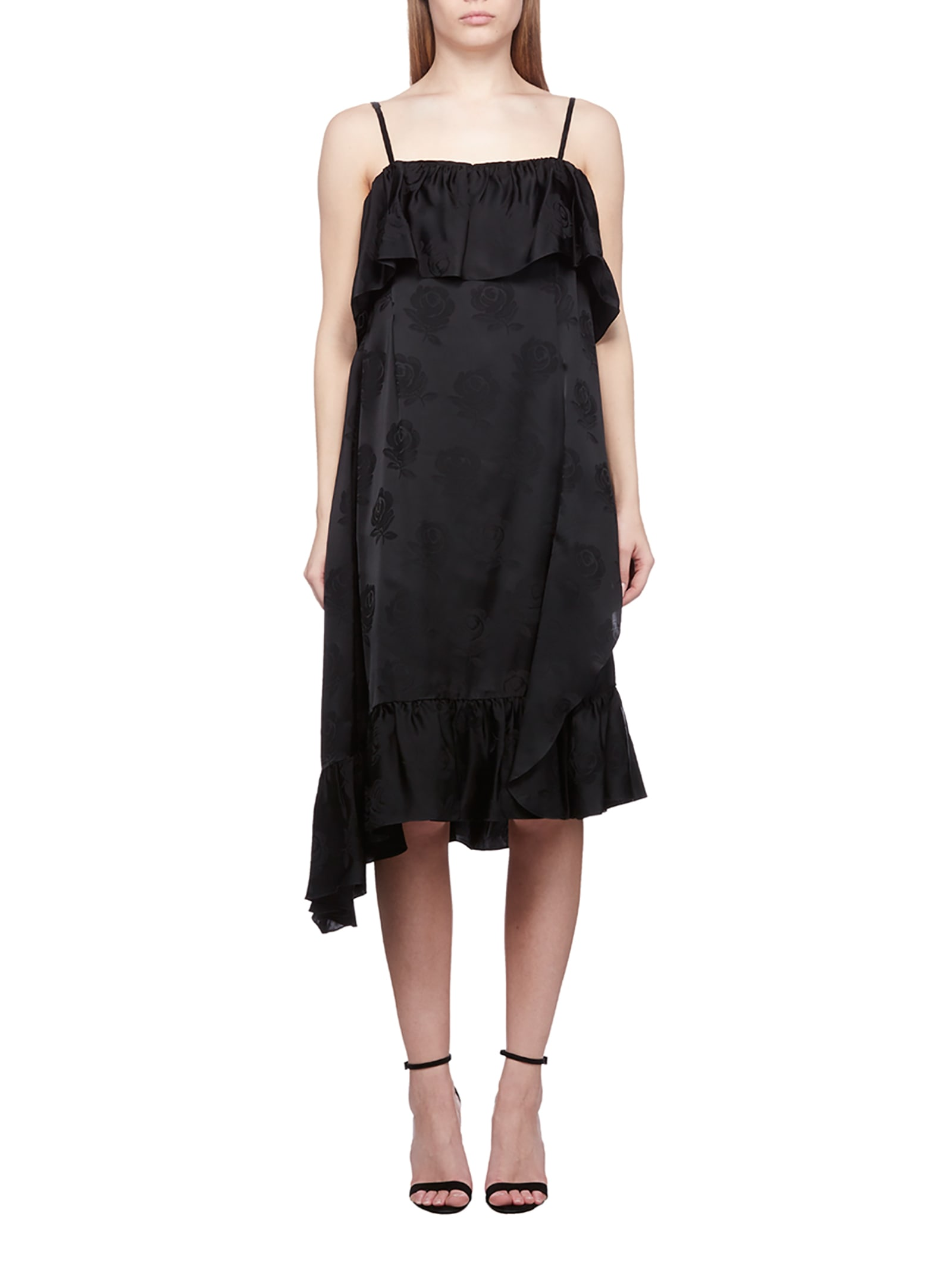 Buy Kenzo Tiered Dress online, shop Kenzo with free shipping