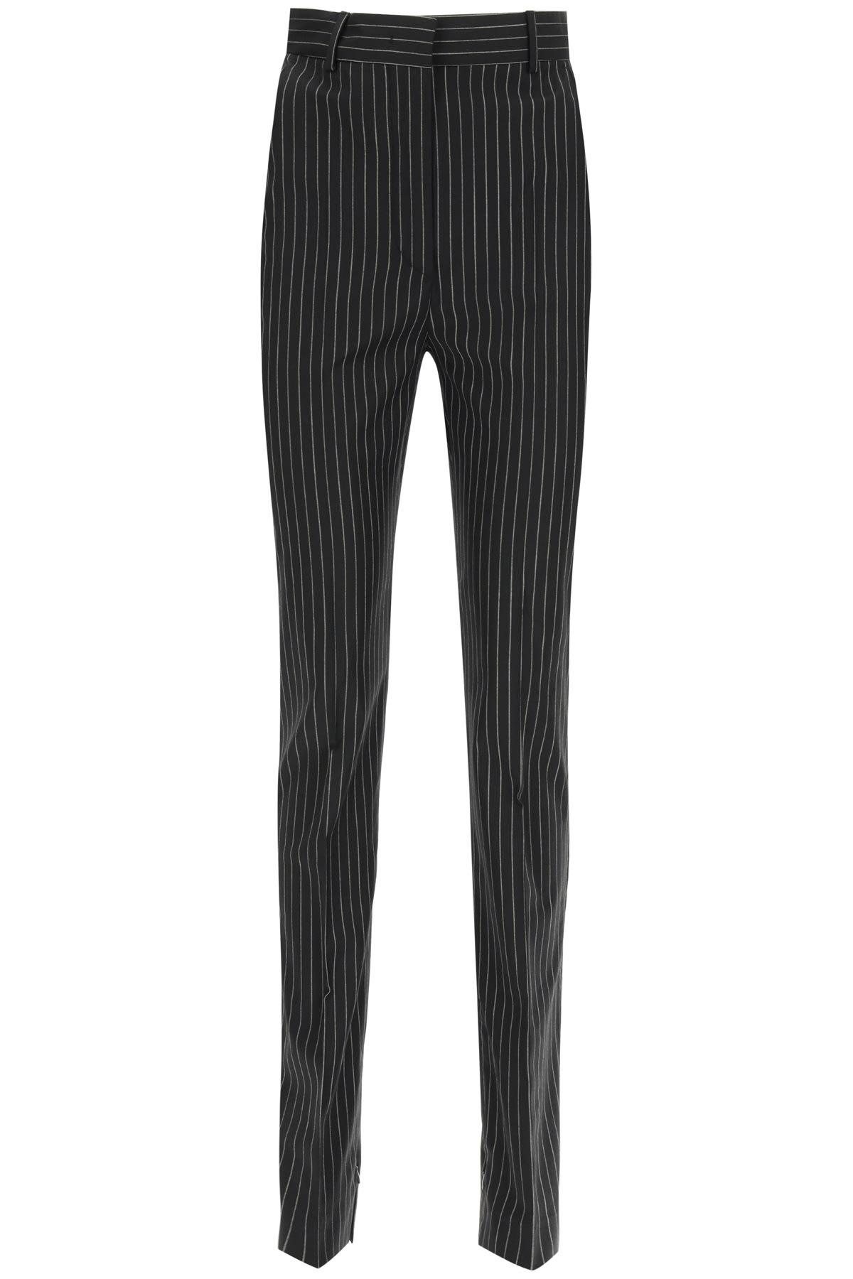 Sportmax Skinny pants LINCE PINSTRIPE TROUSERS