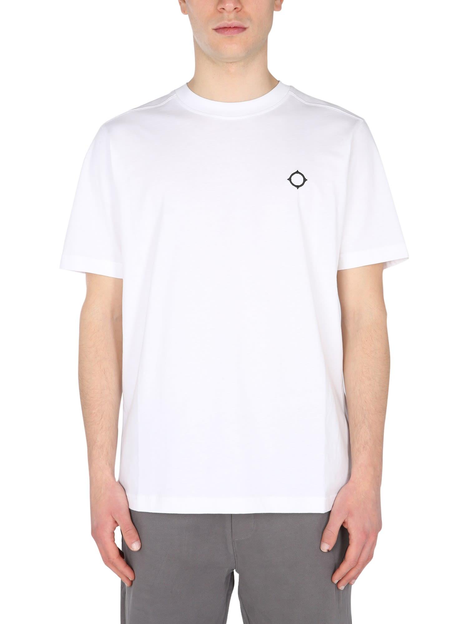 Ma. Strum Crew Neck T-shirt