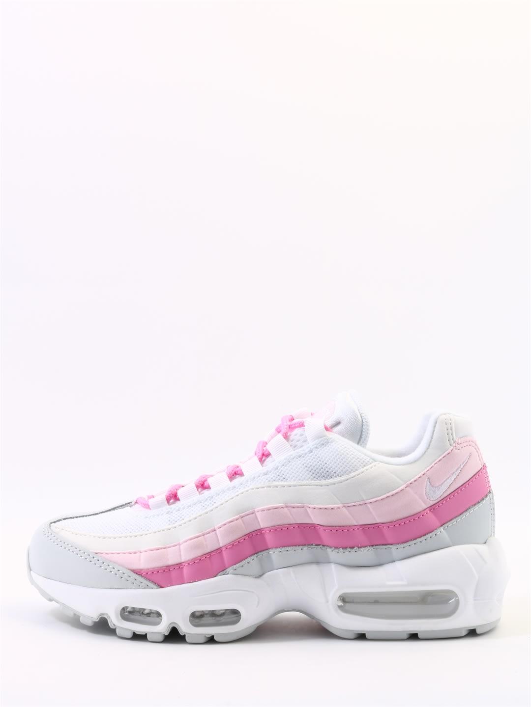 super popular 1043b 2df24 Nike Nike Sneakers Air Max 95 Pink - White/pink - 10967081 ...