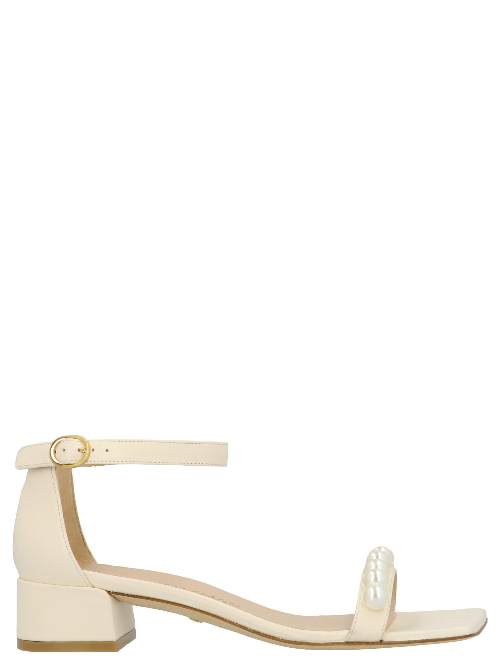 Stuart Weitzman nudist June Shoes