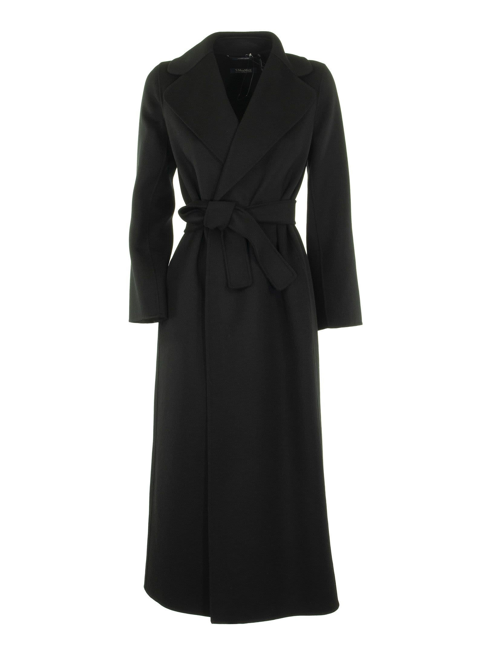 Photo of  Max Mara Black Coat- shop Max Mara jackets online sales