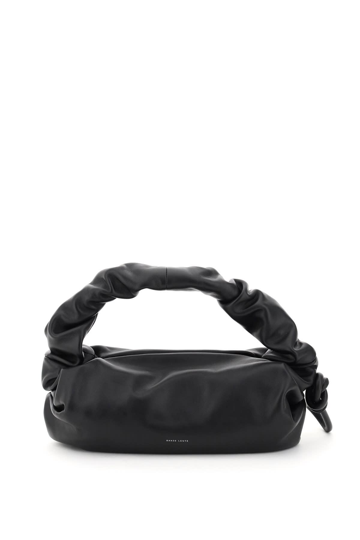 Lola Bis Leather Hobo Bag