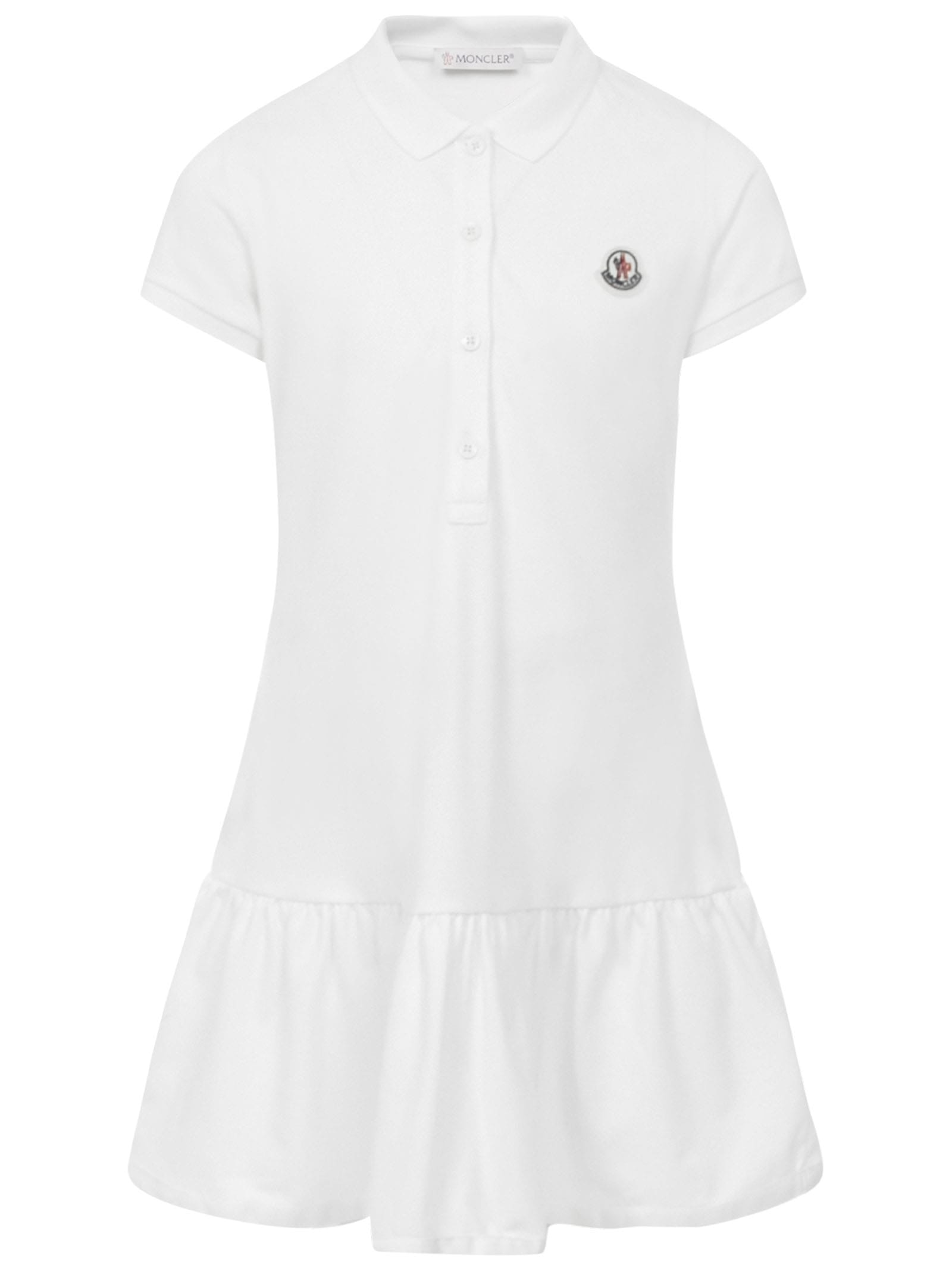 Buy Enfant Dress online, shop Moncler with free shipping