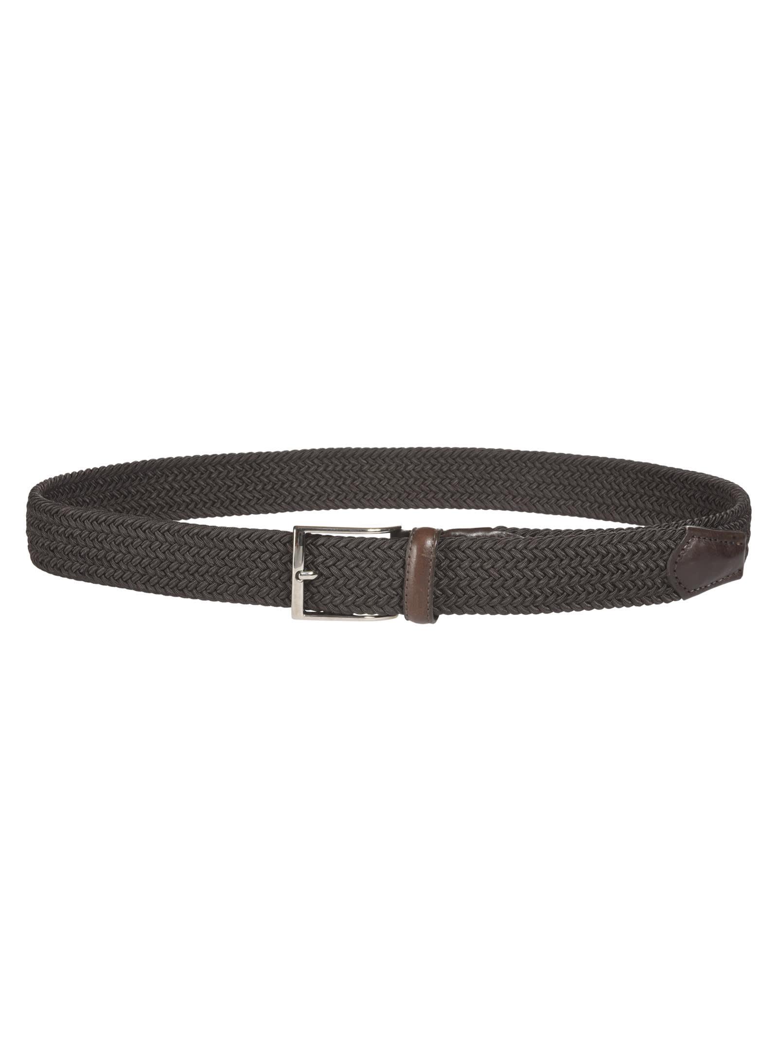 Woven Buckled Belt