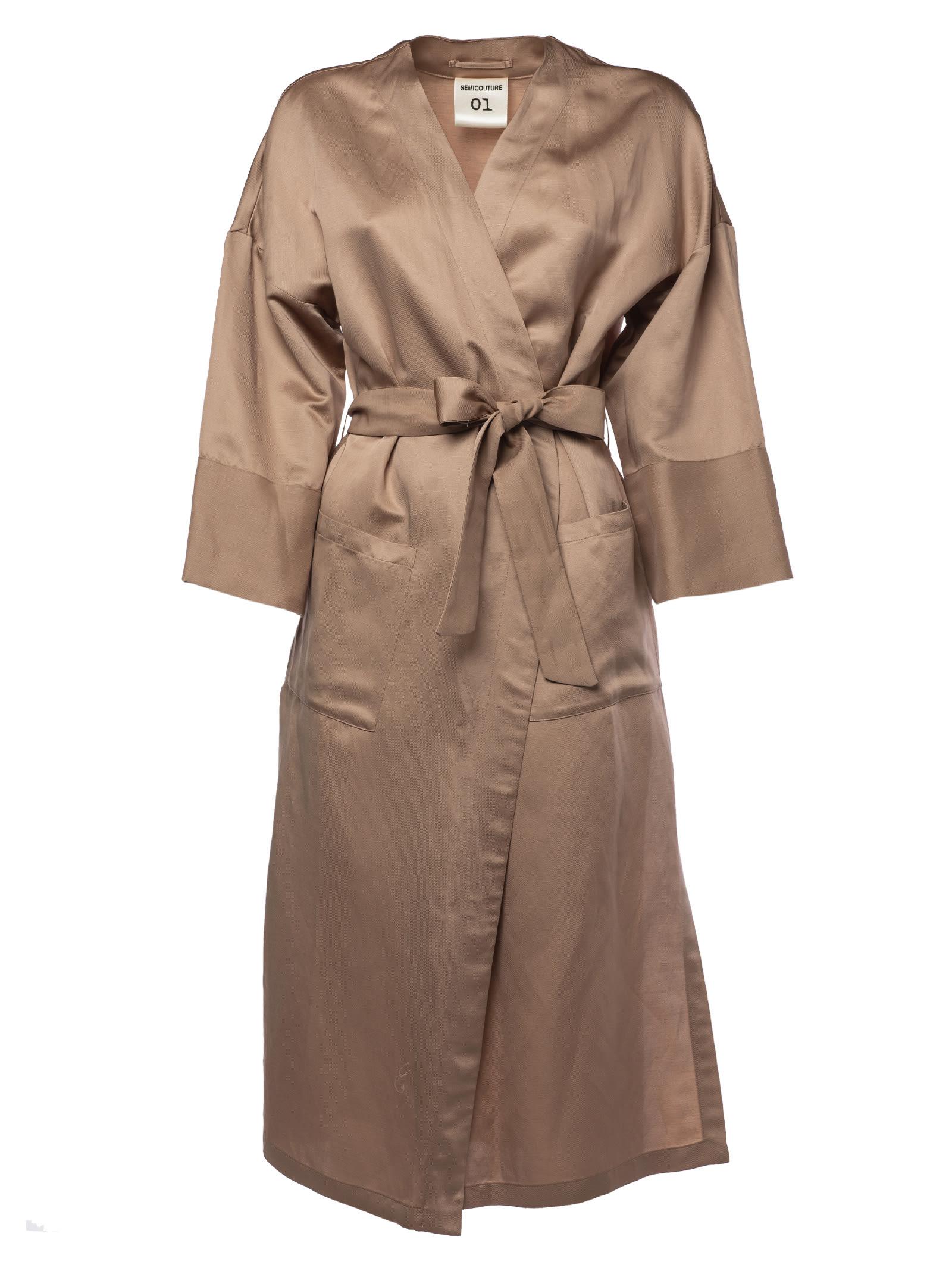 SEMICOUTURE Oliva Dress