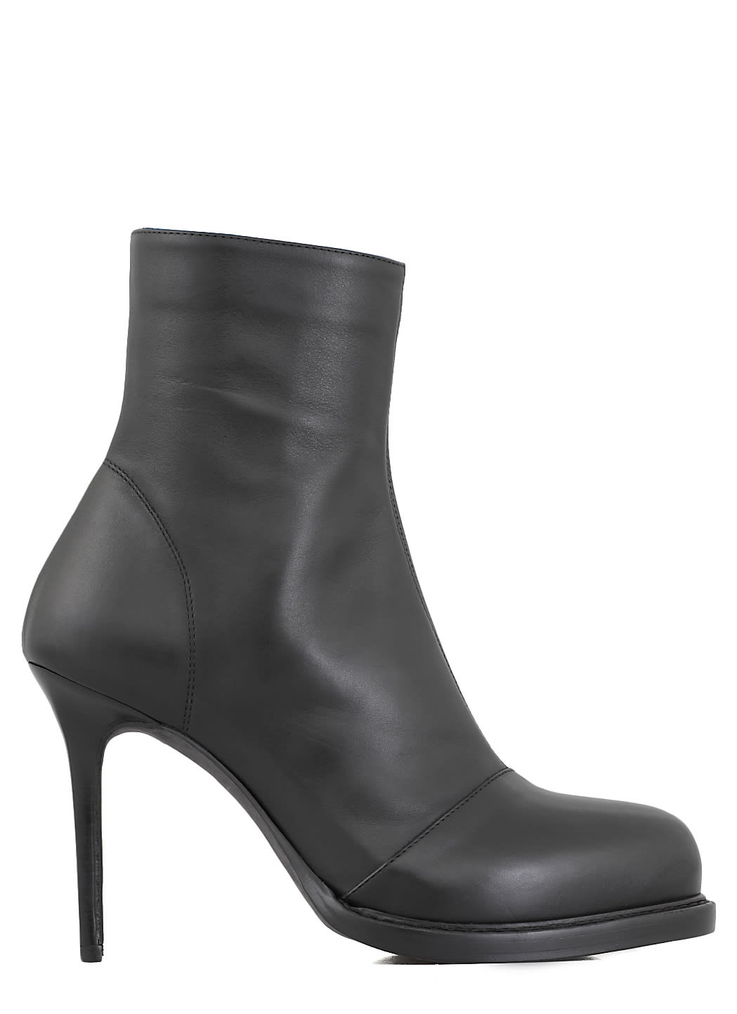 Ann Demeulemeester HIGH-HEEL ANKLE LENGHT BOOTS
