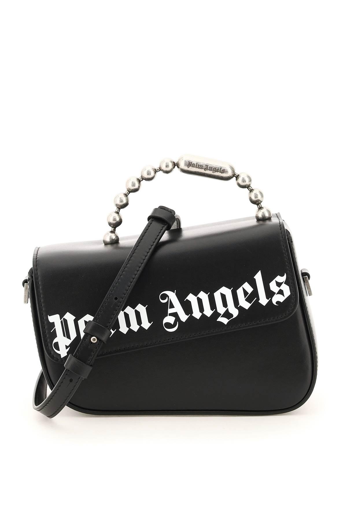 Palm Angels Crash Leather Bag