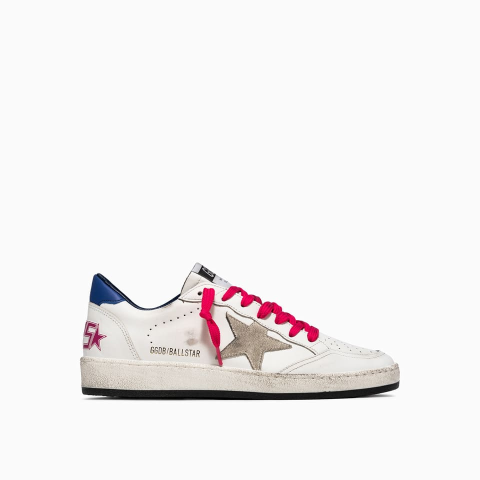 Buy Golden Goose Deluxe Brand Ball Star Sneakers Gwf00117 F001904 online, shop Golden Goose shoes with free shipping