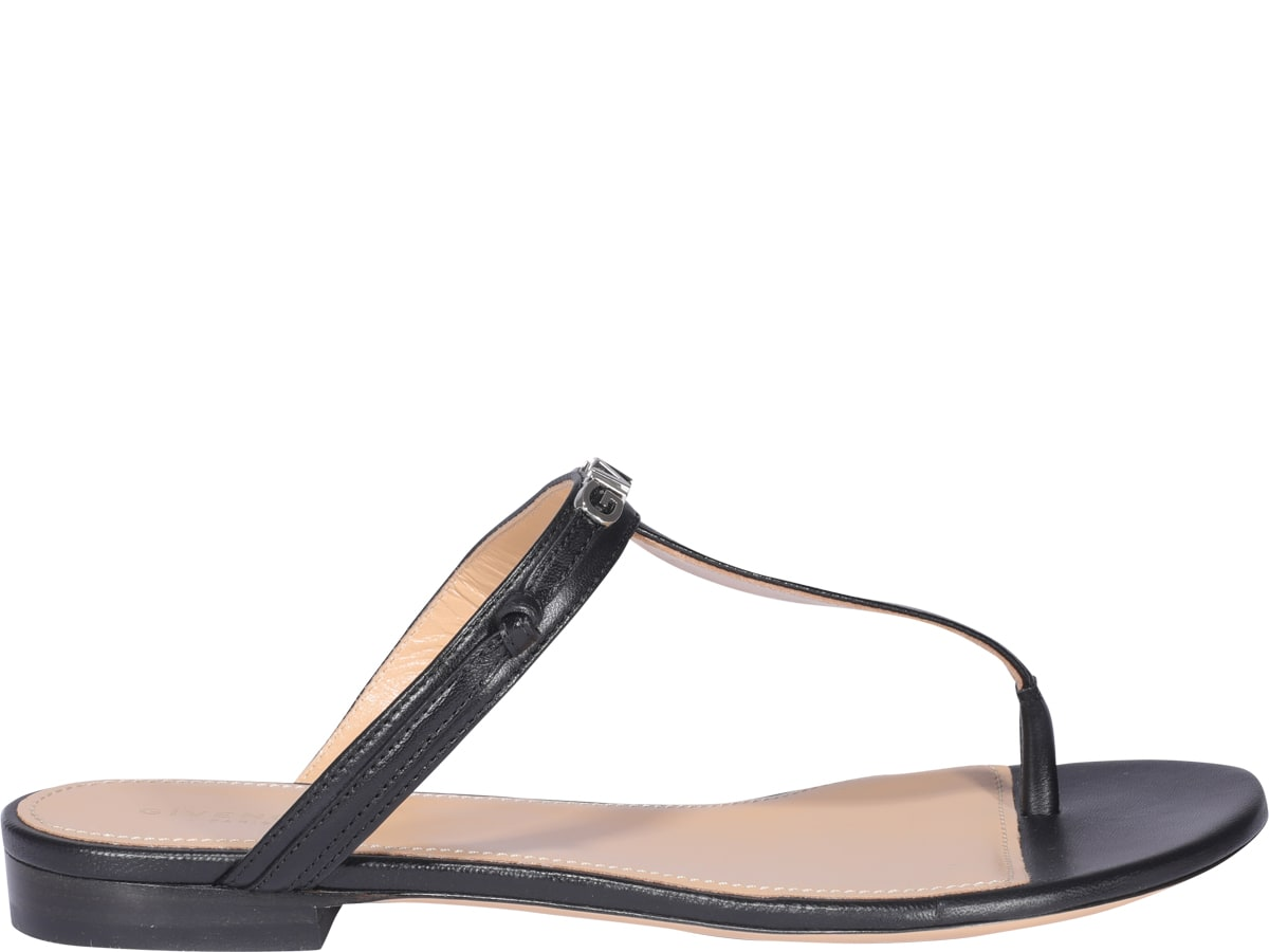 Givenchy Leathers SANDALS