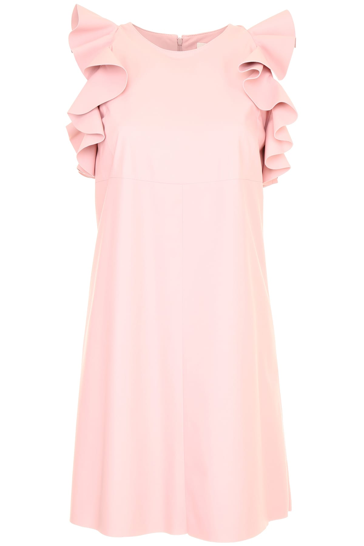 DROMe Ruffled Dress