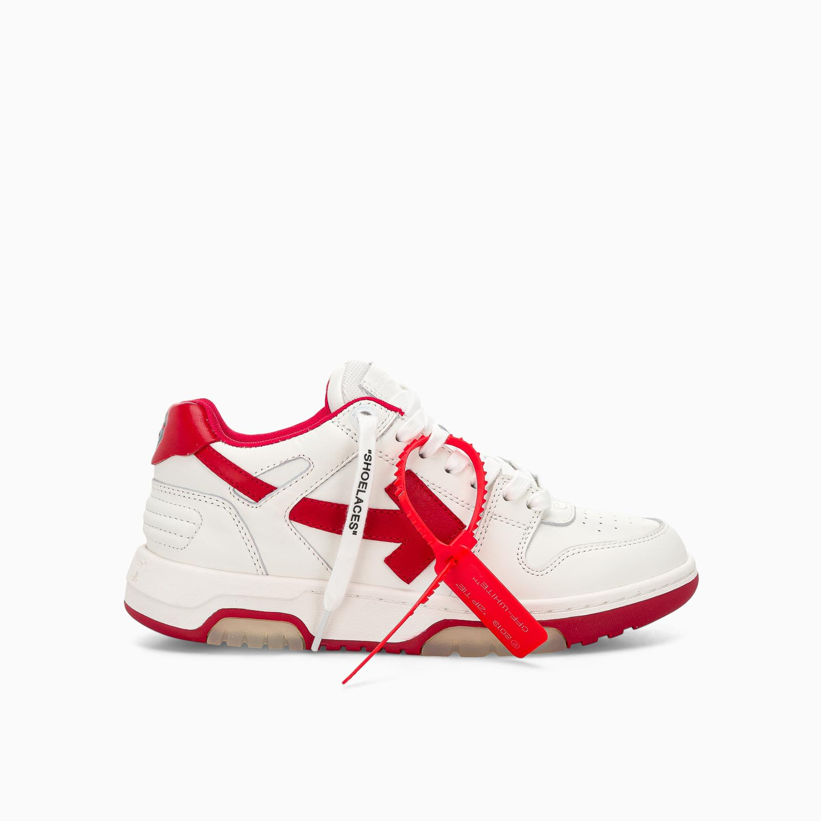 Off-White OFF WHITE WOMENS OUT OF OFFICE OOO SNEAKERS