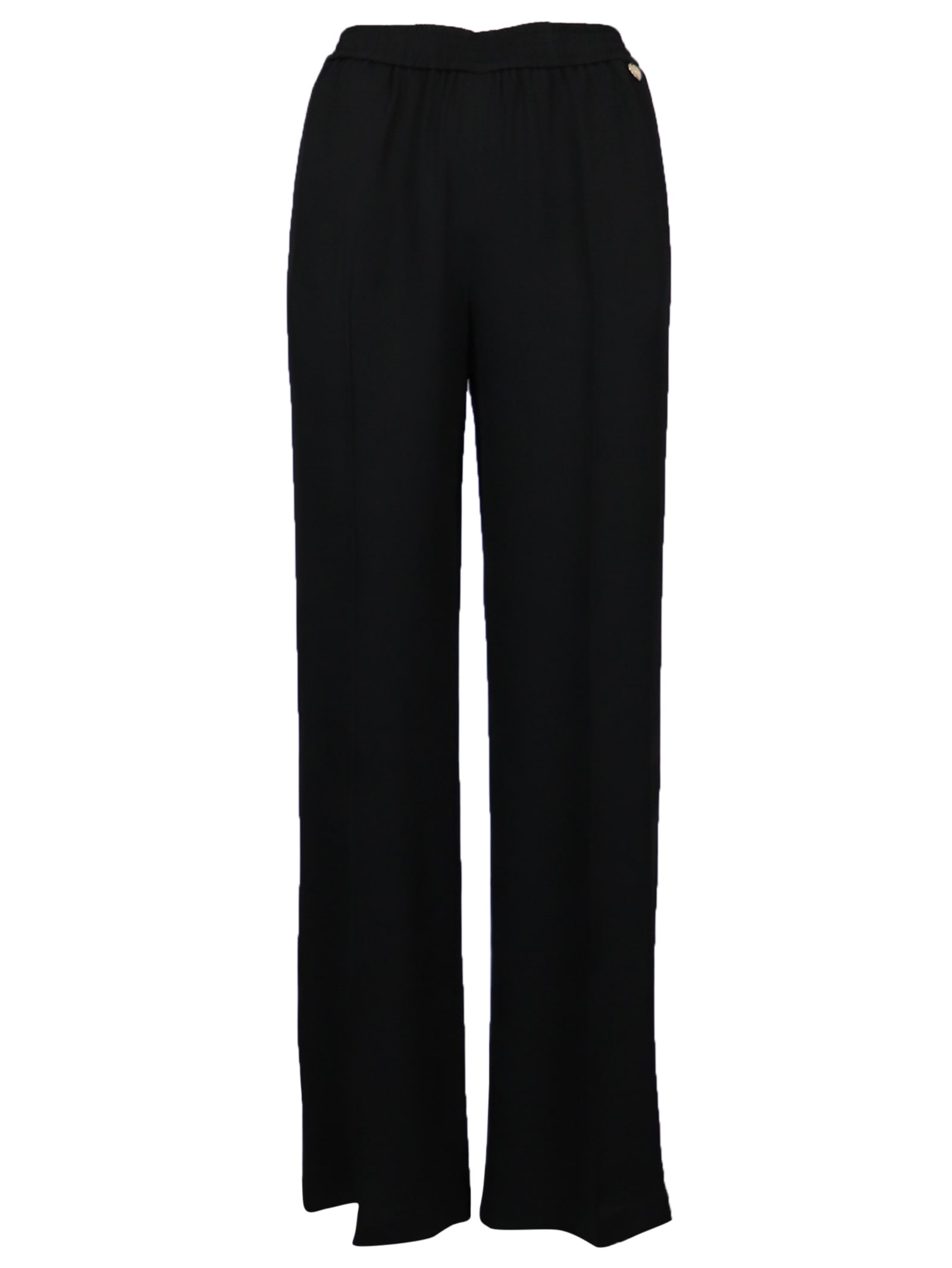TwinSet Crepe Trousers