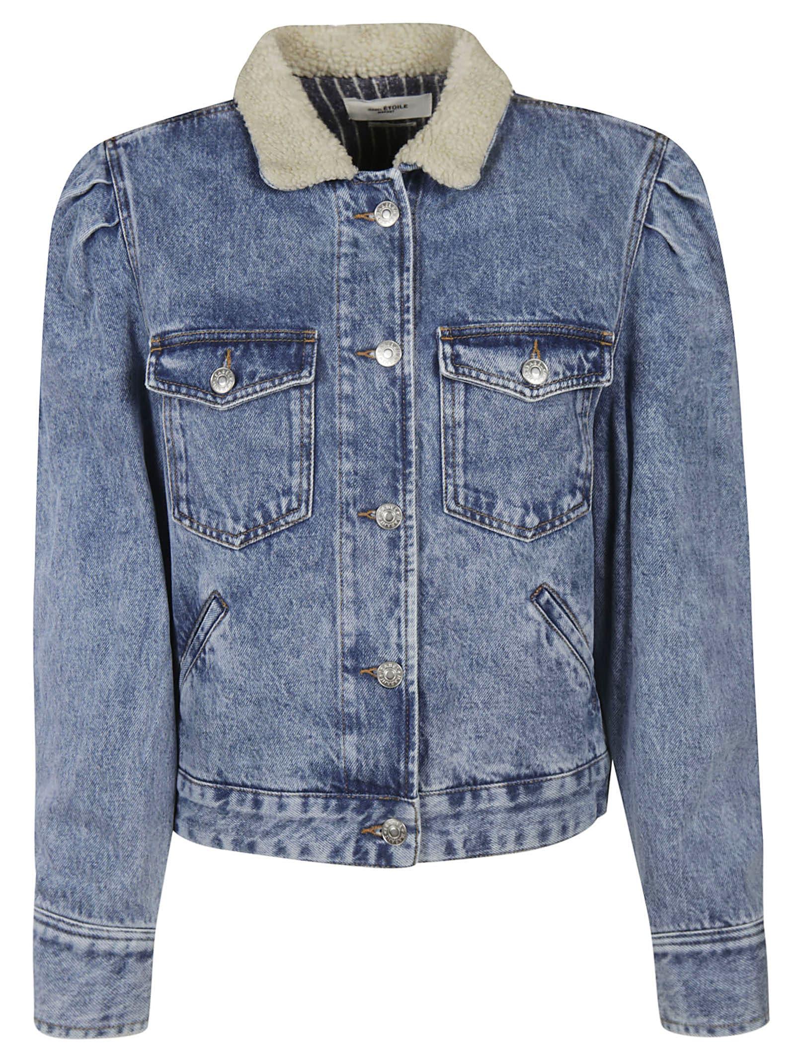 Isabel Marant Buttoned Jacket