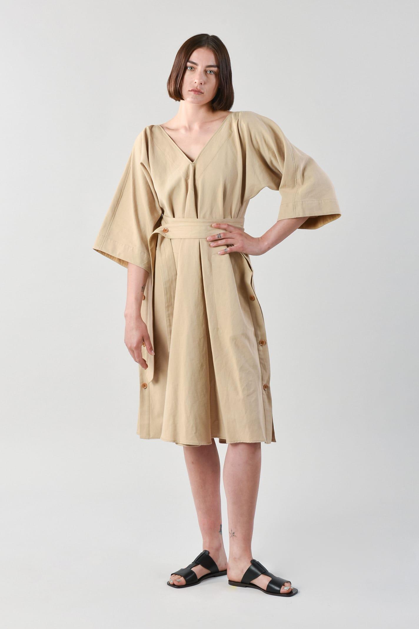 Lemaire VAREUSE DRESS