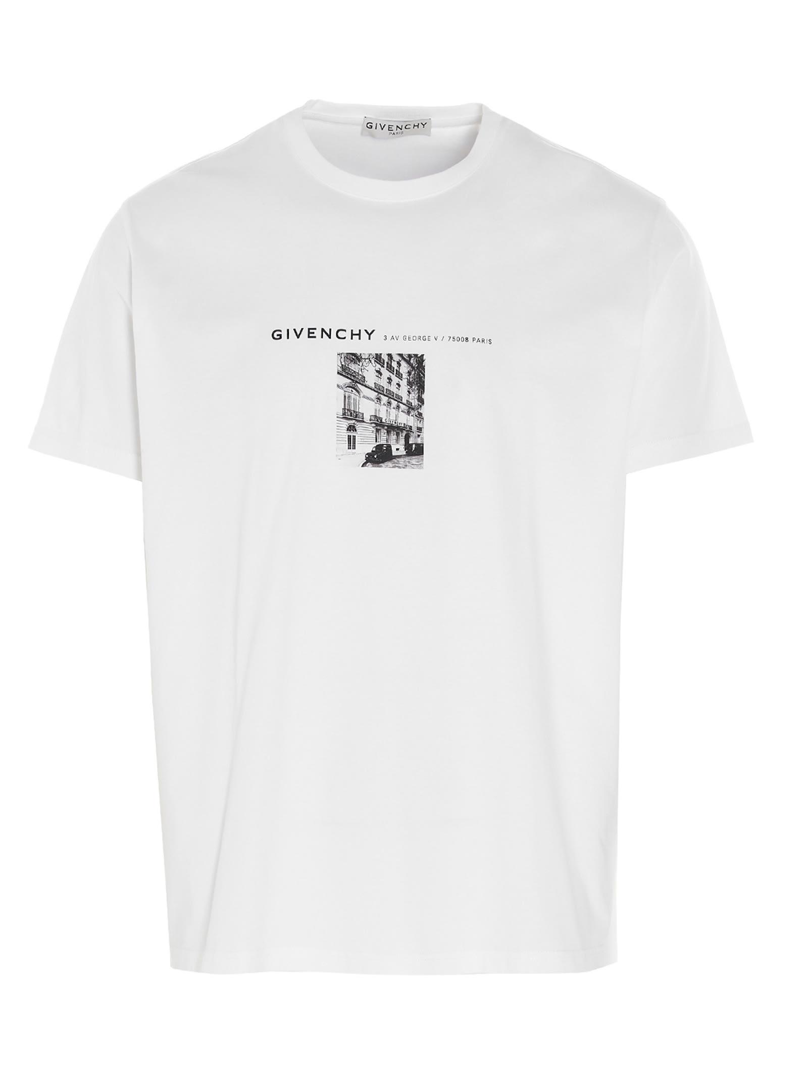 Givenchy ADRESS T-SHIRT