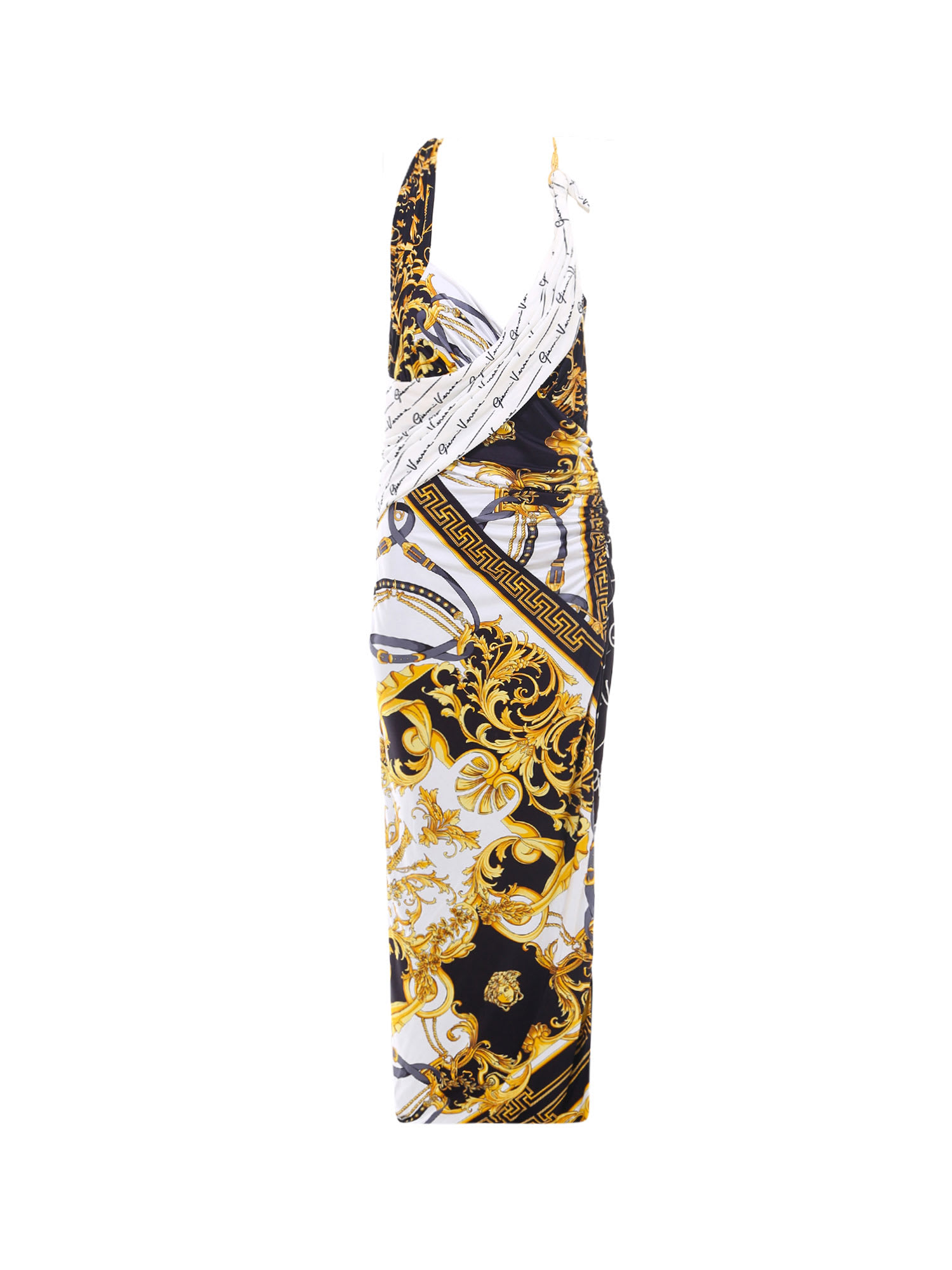 Buy Versace Dress online, shop Versace with free shipping