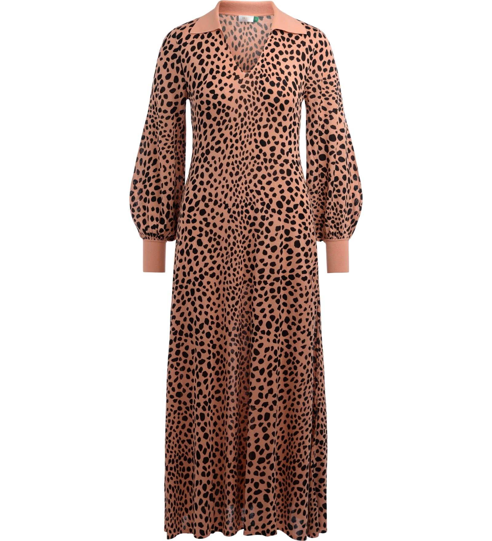 Buy Rixo Piper Dress In Leopard Print online, shop RIXO with free shipping