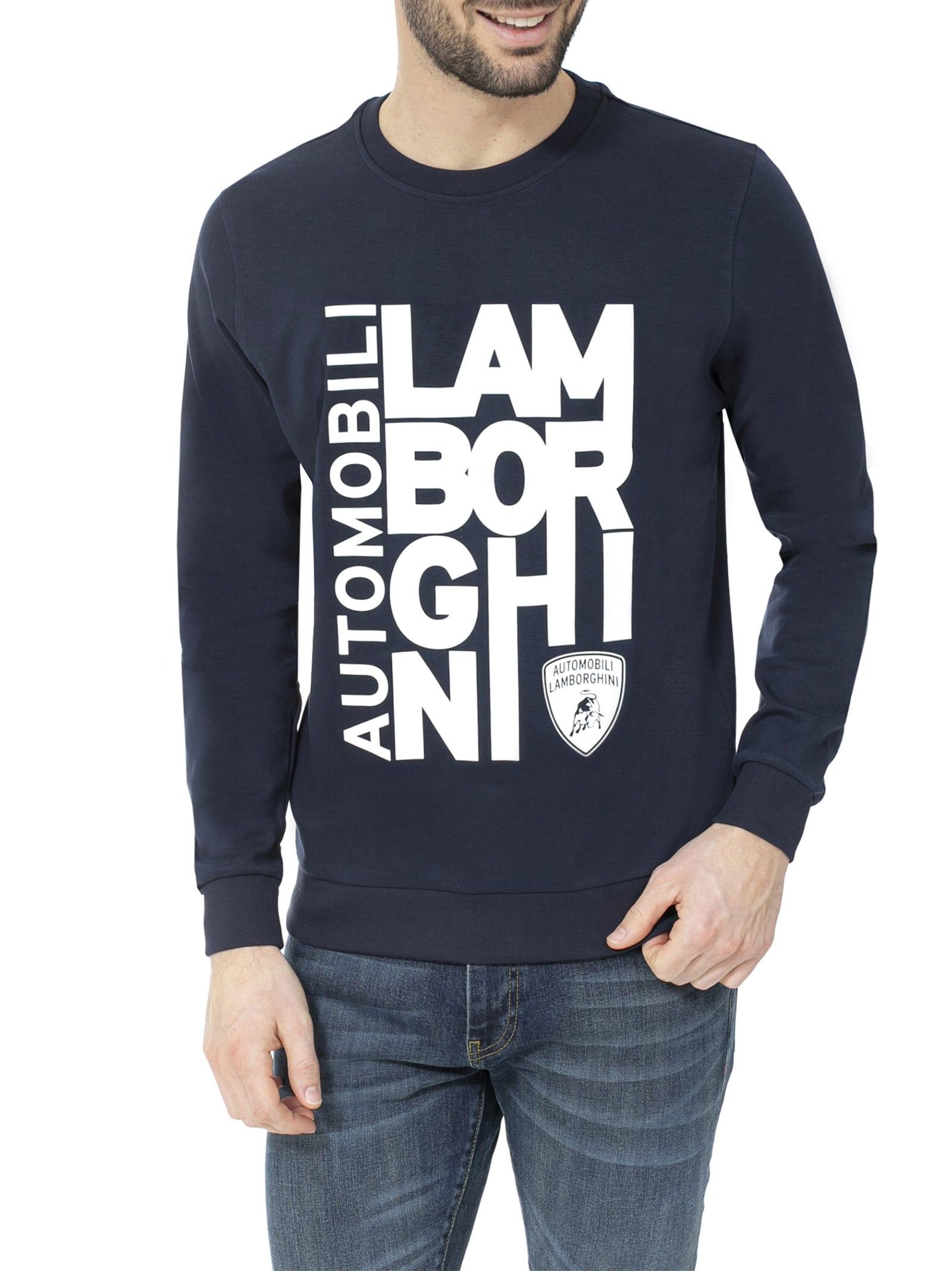Destructured Logo Sweatshirt