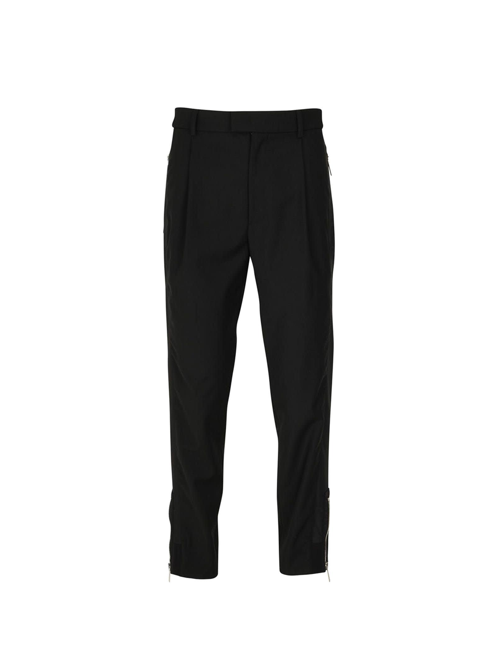 Les Hommes Les Hommes Tailored Trousers