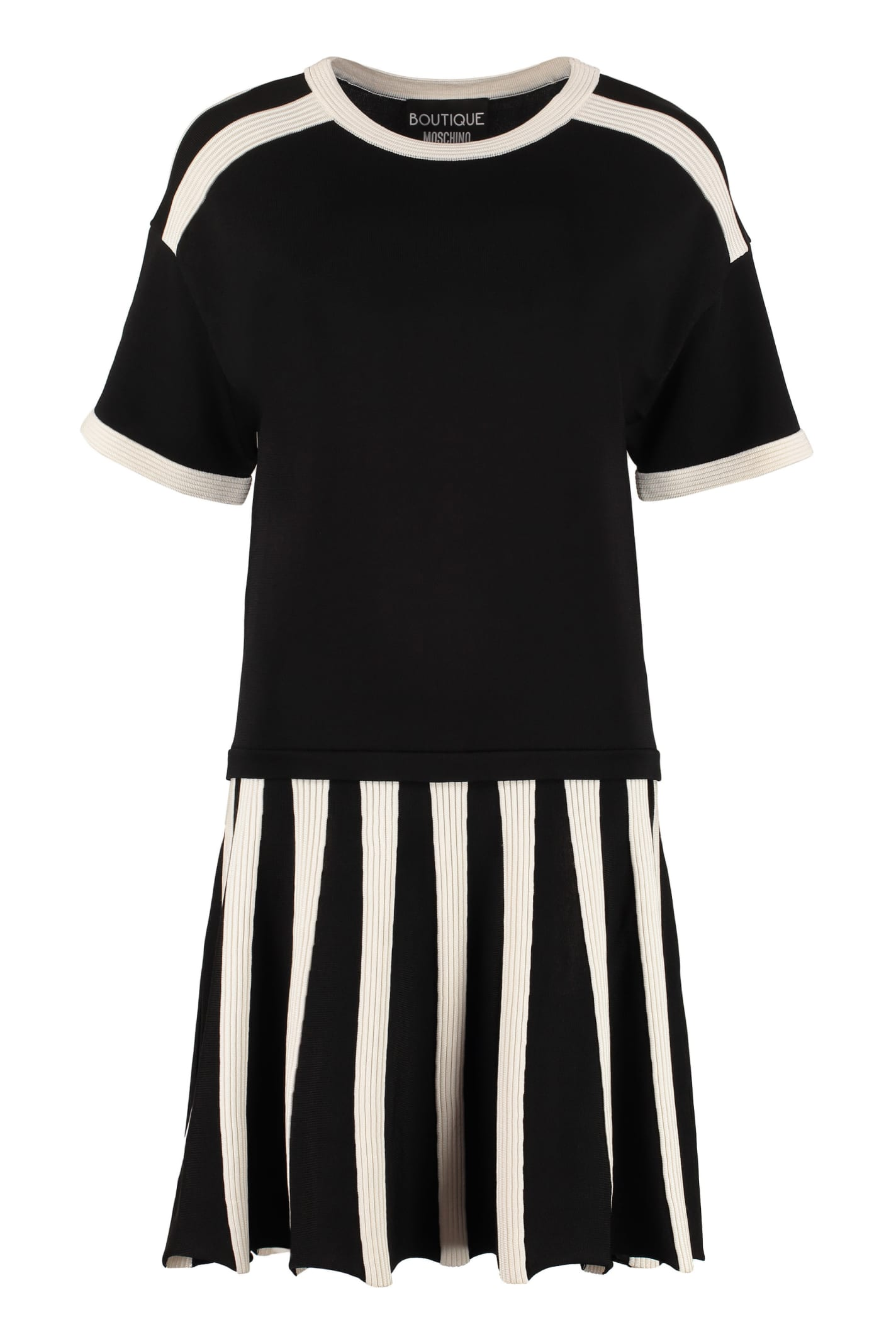 Buy Boutique Moschino Sweater Dress online, shop Boutique Moschino with free shipping