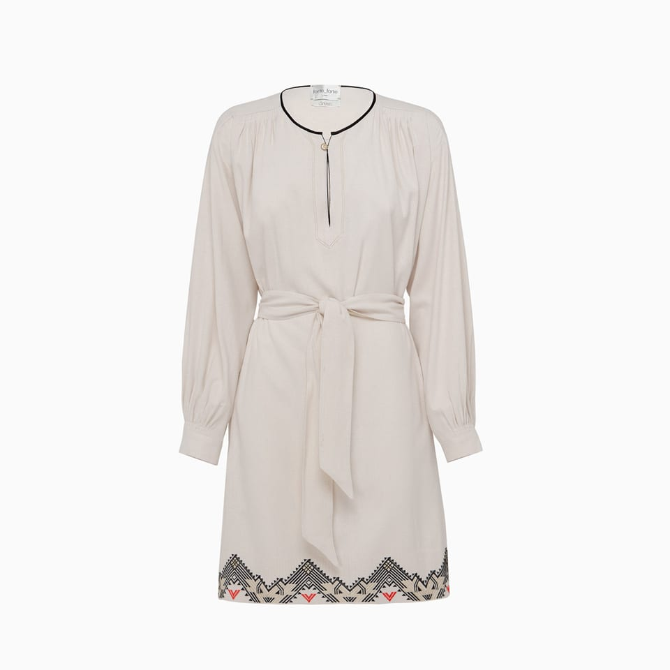 Buy Forte Forte Tunic Dress 7078 online, shop Forte Forte with free shipping