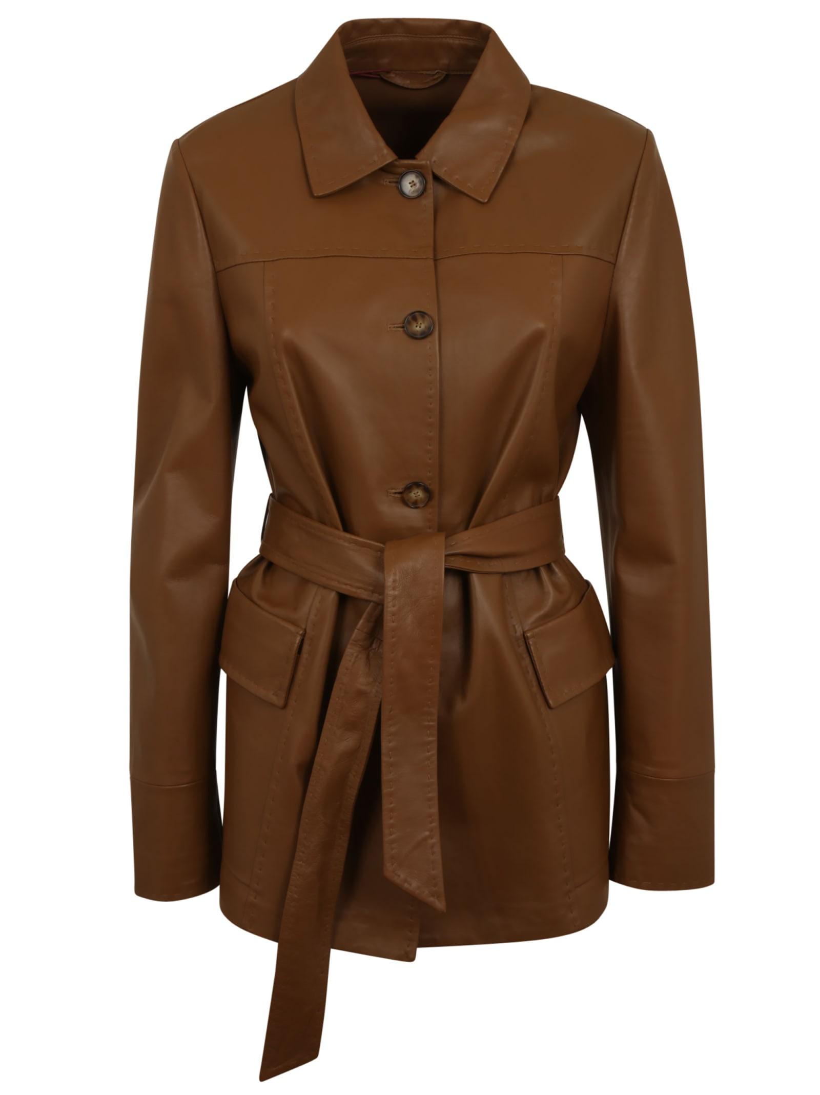 Oste Leather Jacket