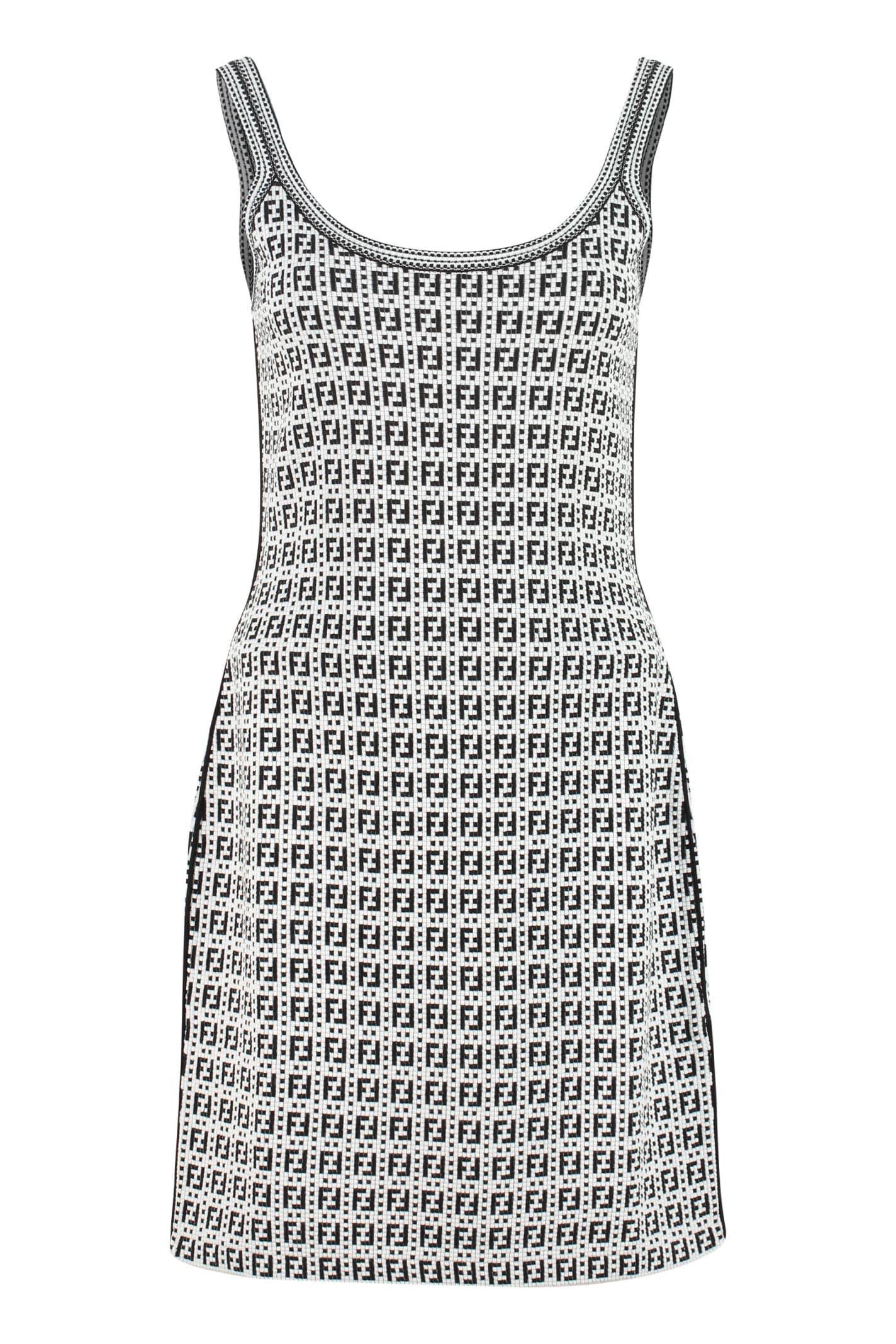 Fendi Dresses KNITTED DRESS