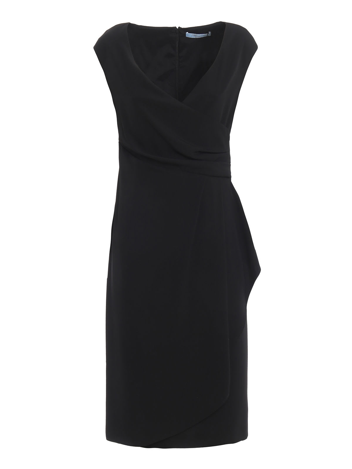 Blumarine V-neck Dress